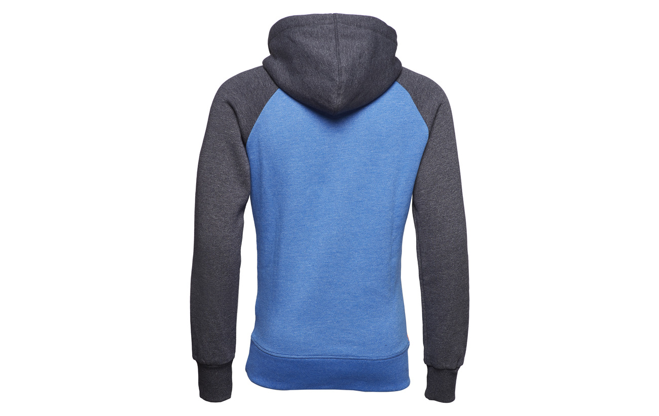 Portlandcobltgrit montnablugrt Store Sweat Raglan Superdry Hood Shirt XvzSx6