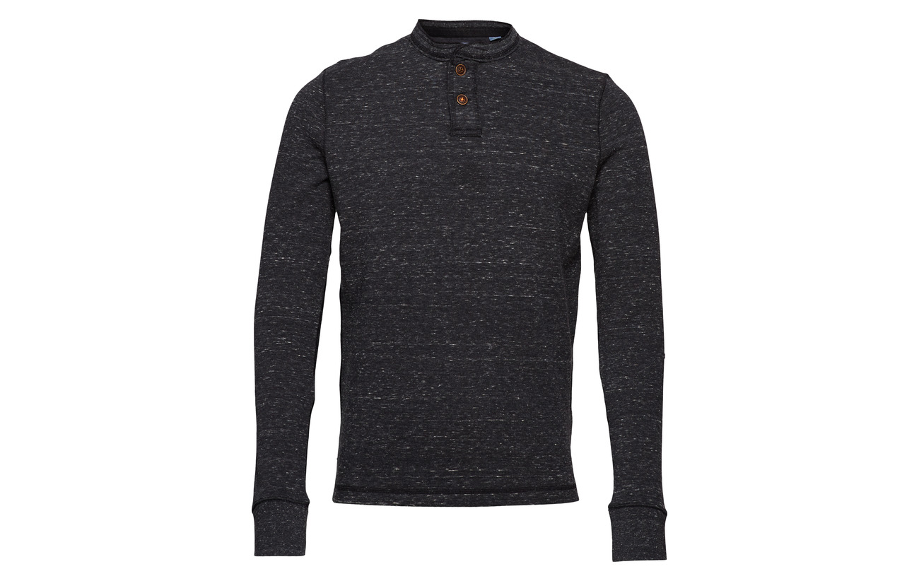 Black Wash s Top Chariot Superdry Core Grit L qY7xZRF
