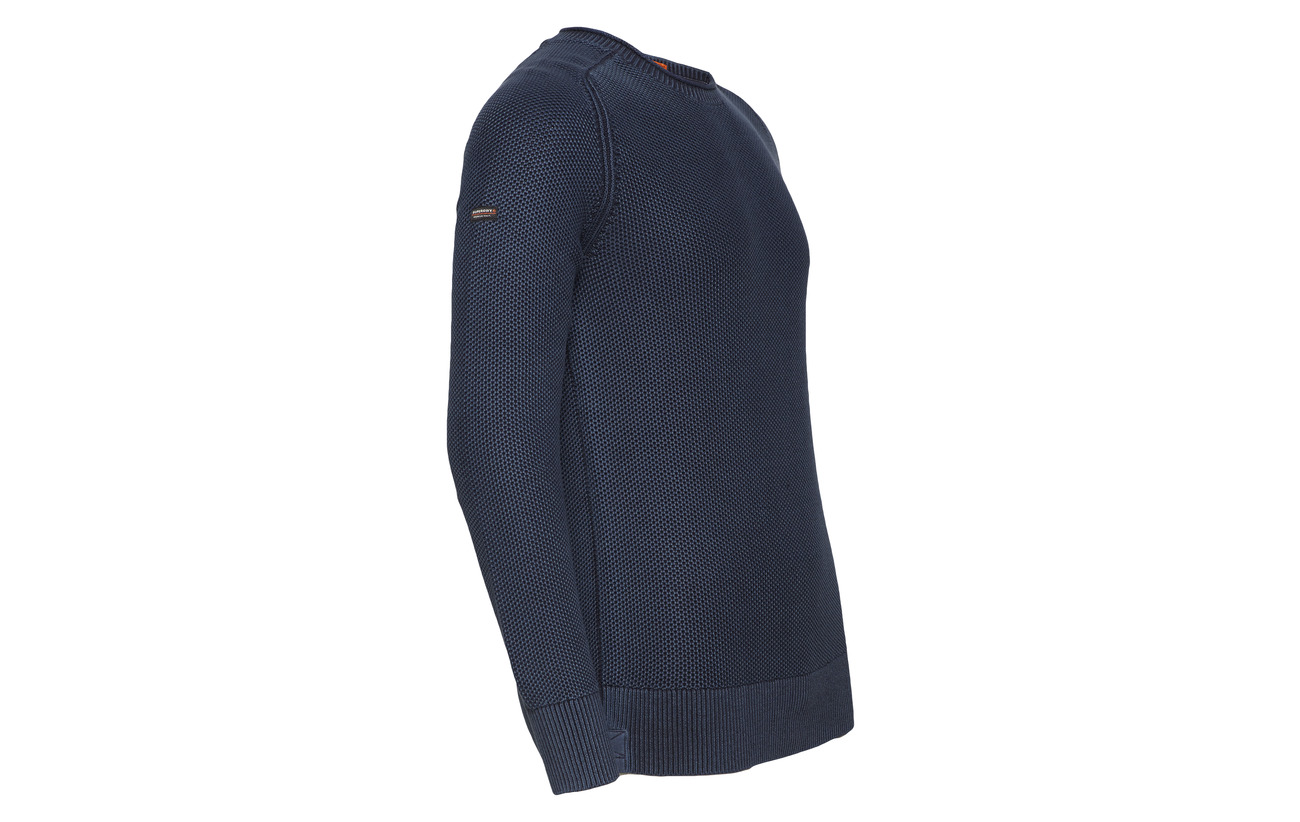 textured Dye L Dry Crew Superdry Garment Navy a Storm I7wEqx4nA