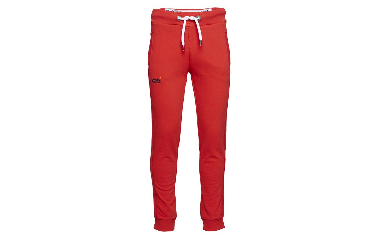 Jogger Lite Red Label Superdry Orange Racer Bxwqgq