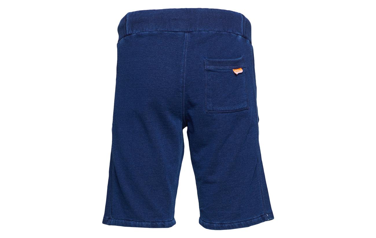 Marine Dark Indigo Superdry Label Orange Lite Short 7BHqX