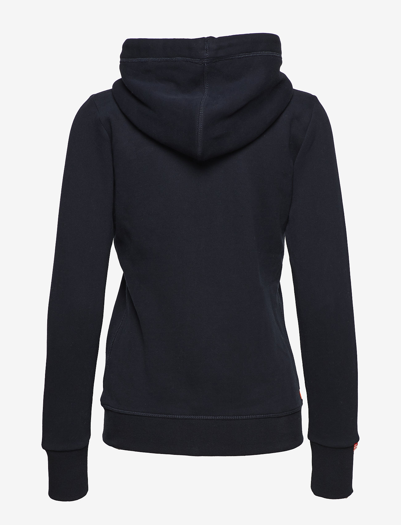Superdry - ORANGE LABEL ZIPHOOD - hettegensere - eclipse navy - 1