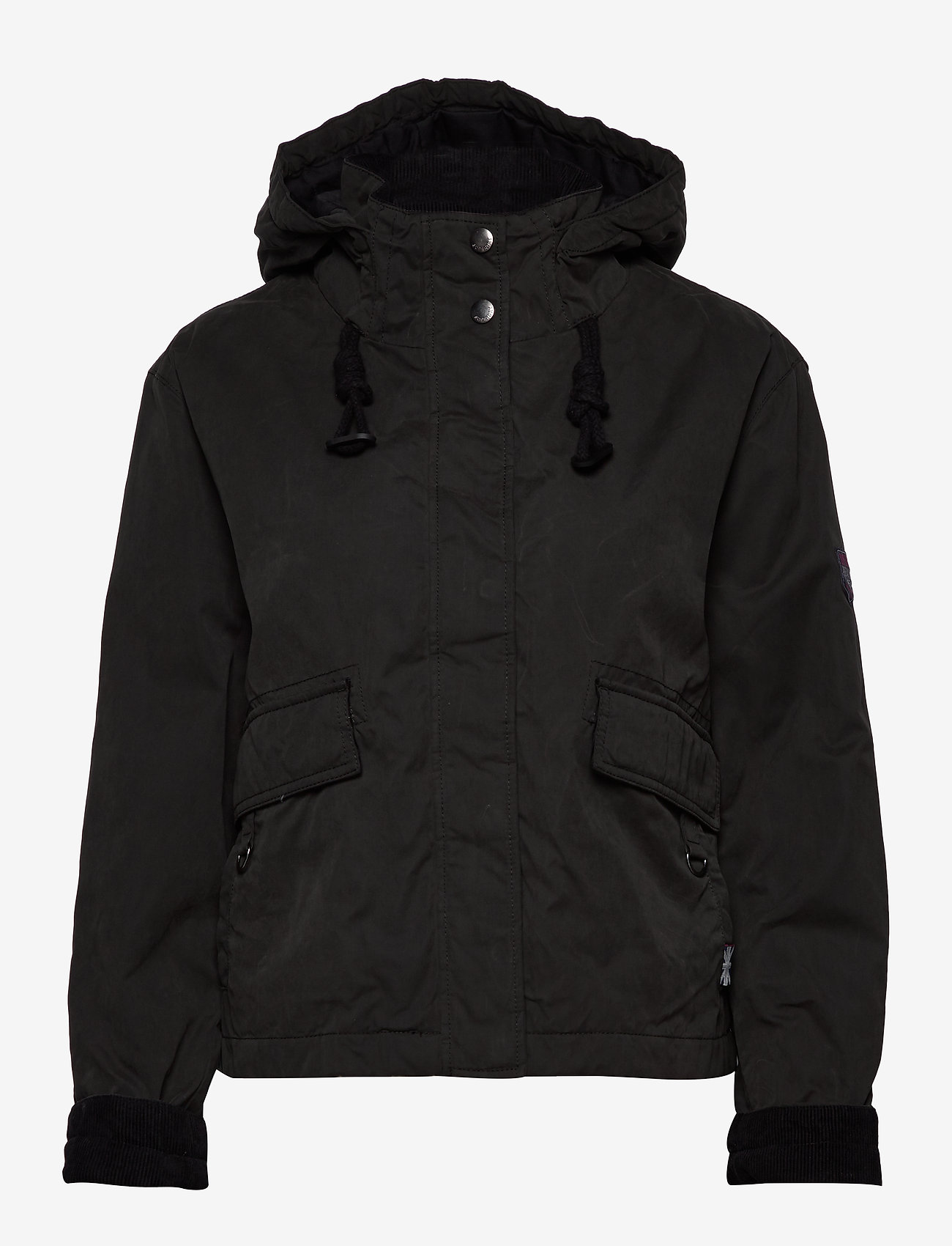 Superdry - TRAIL DRIFT JACKET - down- & padded jackets - washed black - 1