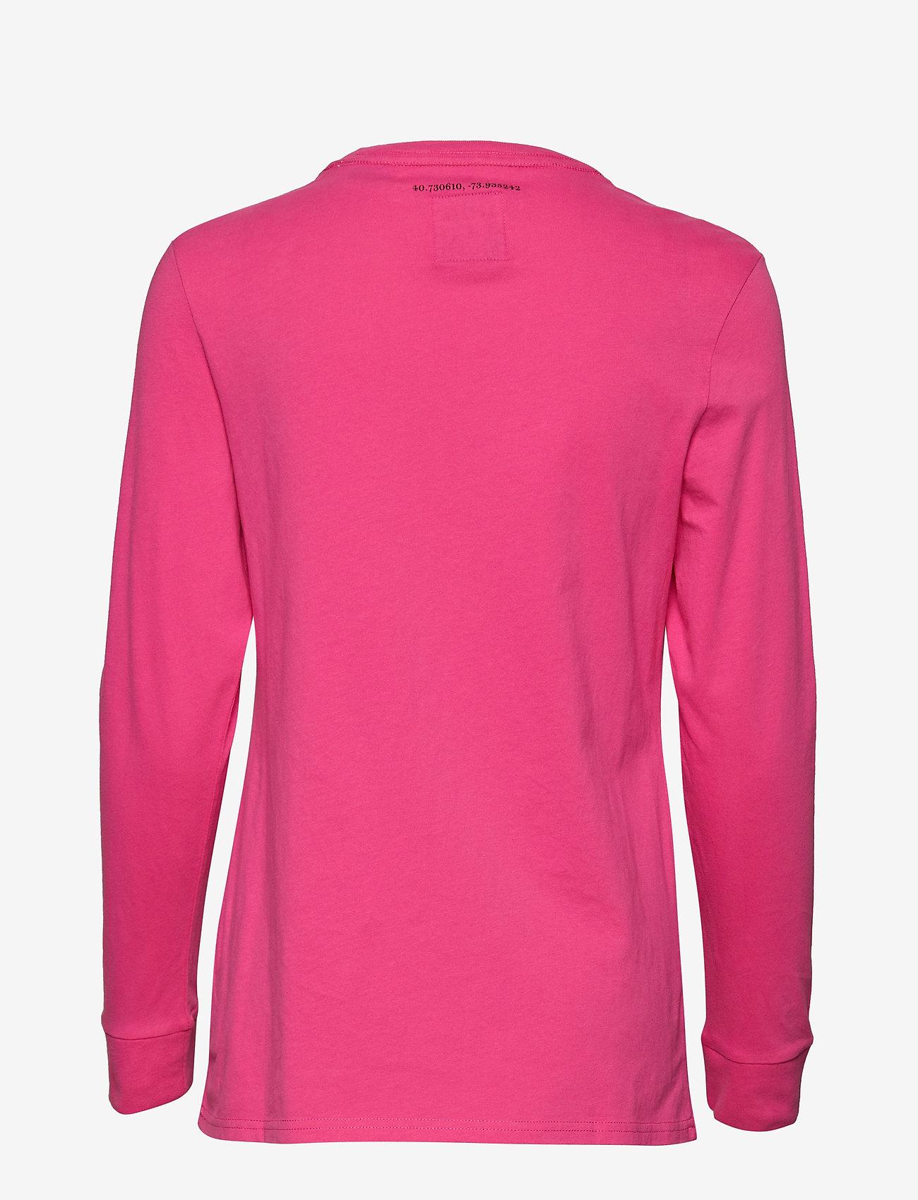 Superdry Aida Long Sleeve Top - T-shirts & Hauts