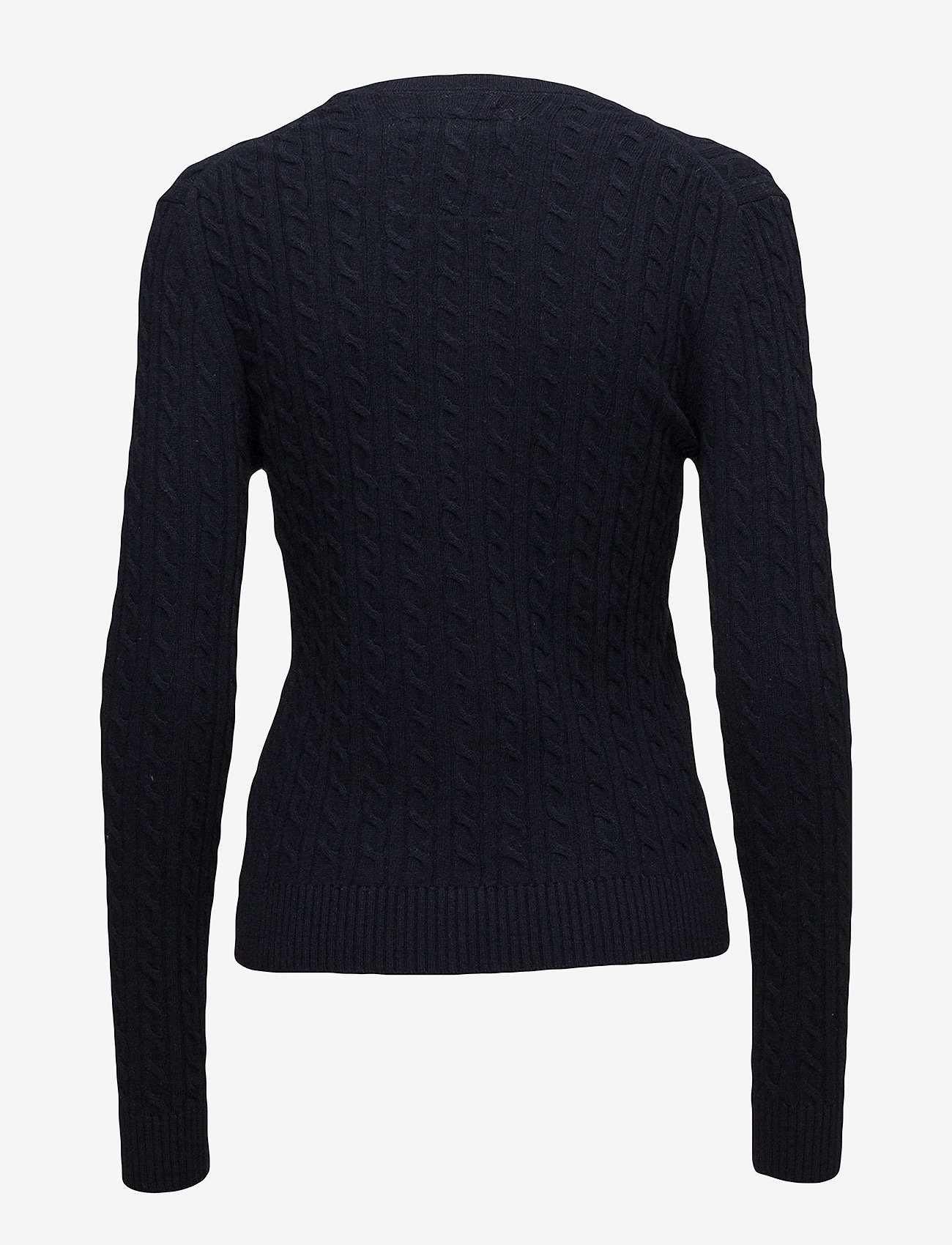 Luxe Mini Cable Knit (Navy) - Superdry yHDD3j
