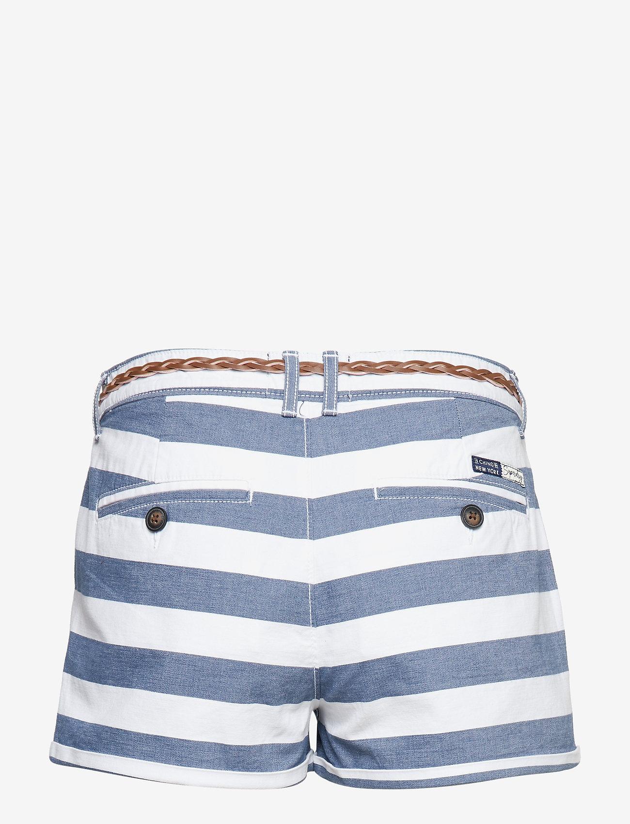 Stripe Chino Short (Washed Navy Stripe) (15 €) - Superdry gf0oX