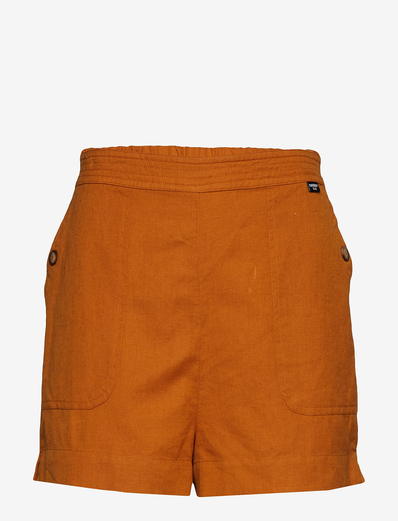 Superdry - MILA CULOTTE SHORTS - shorts casual - ochre - 0