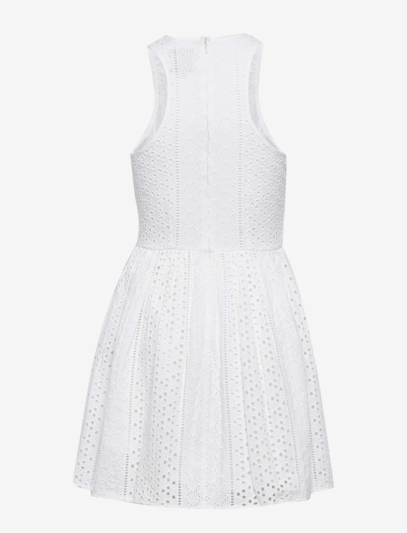Camylla Racer Dress (Off White) - Superdry xTyMXZ