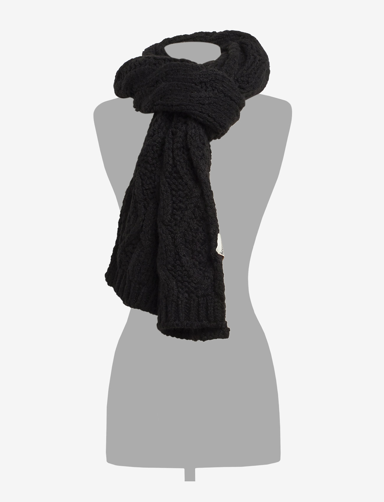 Superdry Chic Regal Cable Scarf - Écharpes