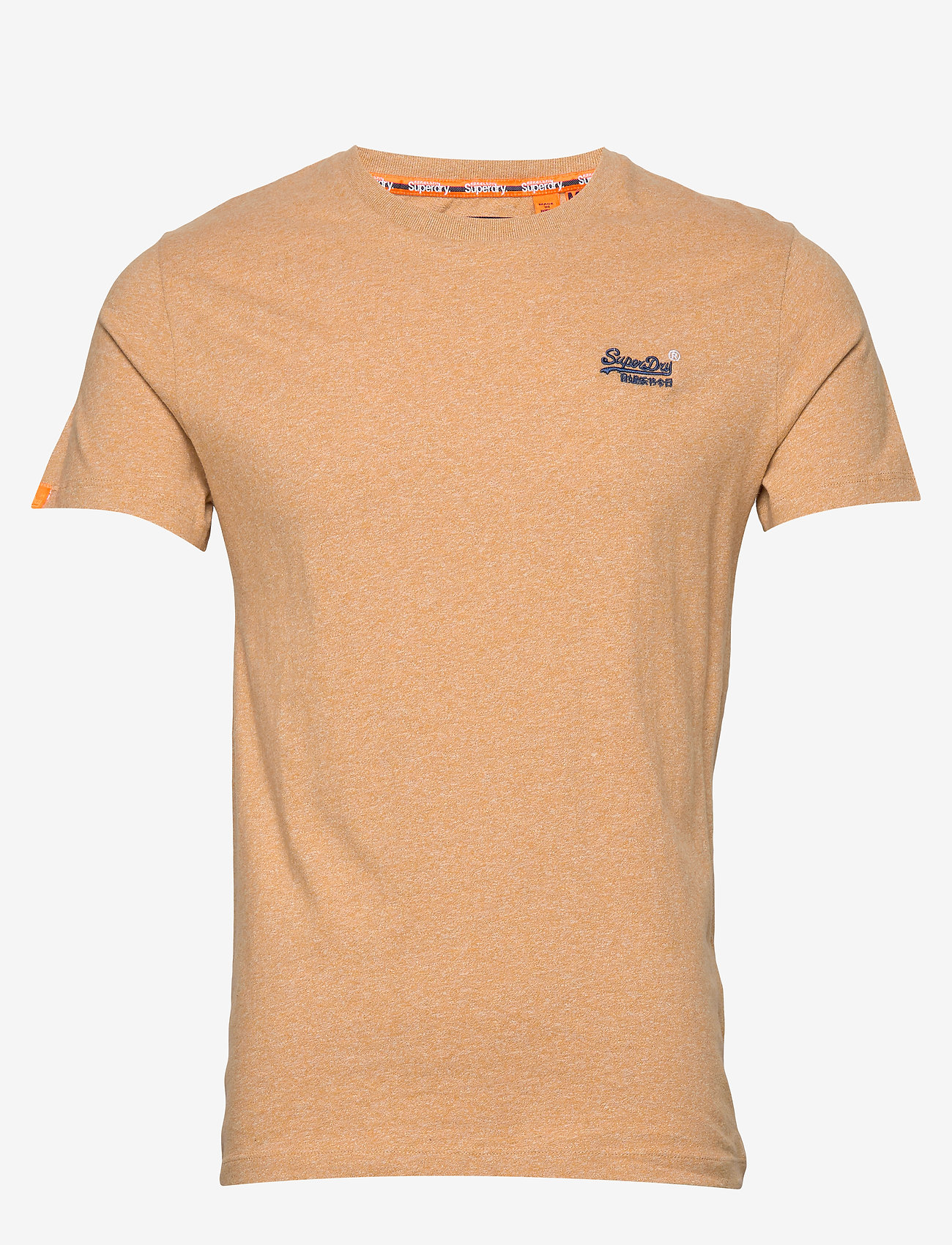 Superdry OL VINTAGE EMBROIDERY TEE - T-shirts BURNT GOLD GRIT AaxUnPLB