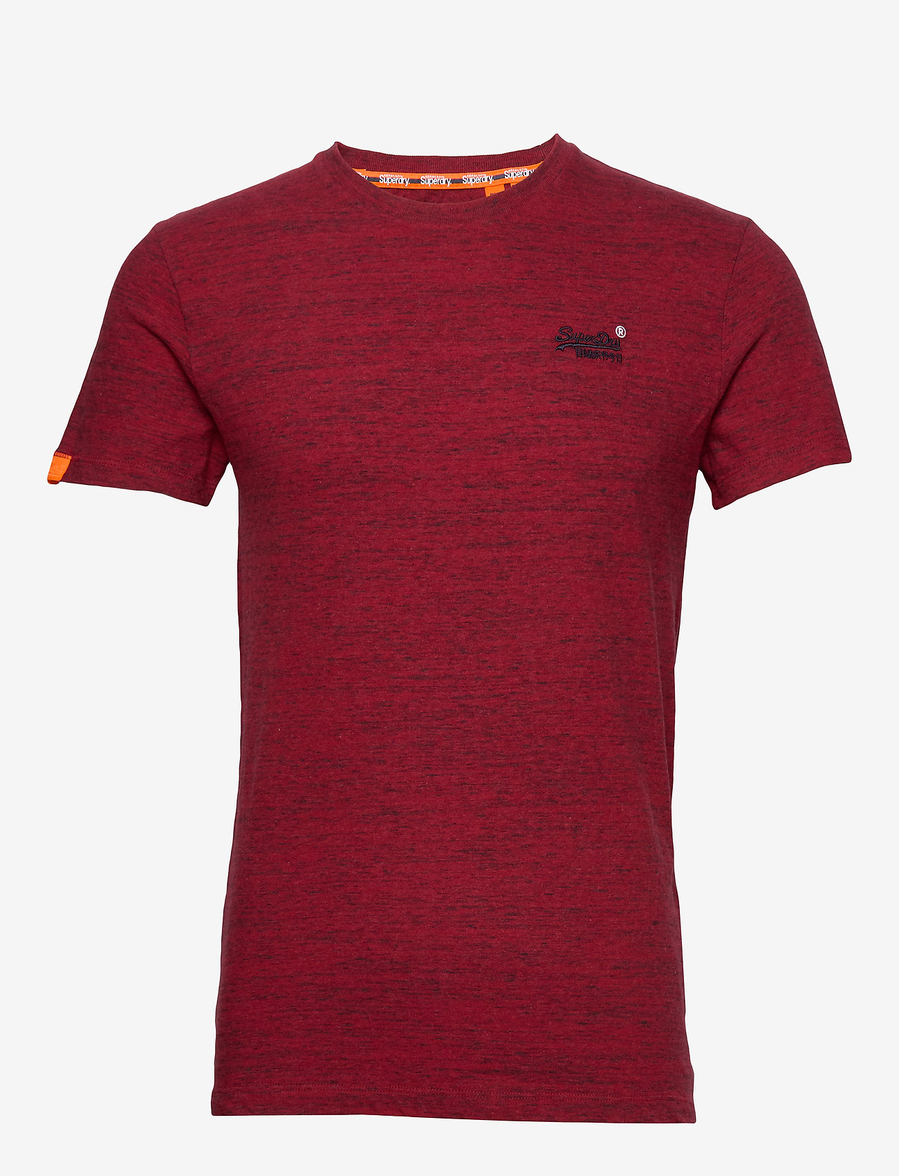 Superdry OL VINTAGE EMBROIDERY TEE - T-shirts DESERT RED GRIT gsehFImg