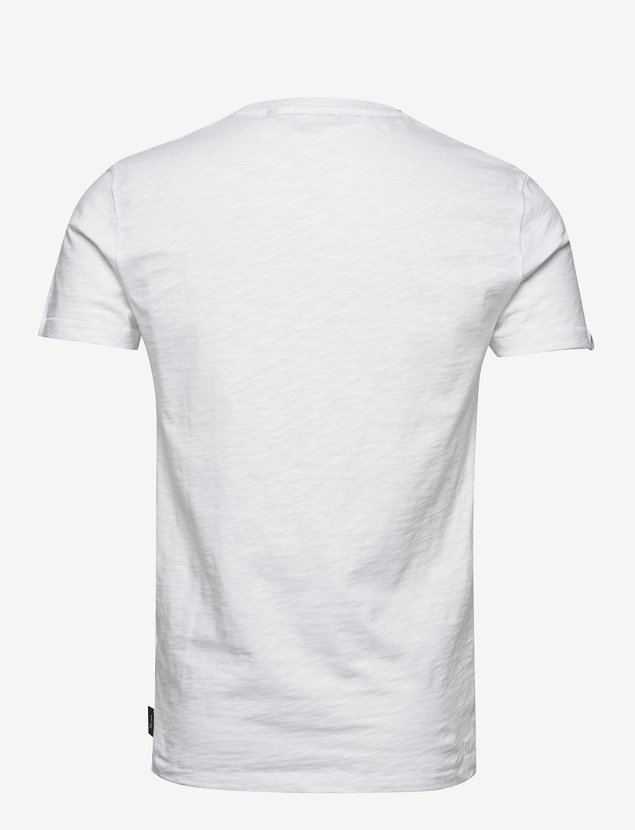 Superdry Surplus Goods Classic Graphic Tee - T-shirts Optic Slub