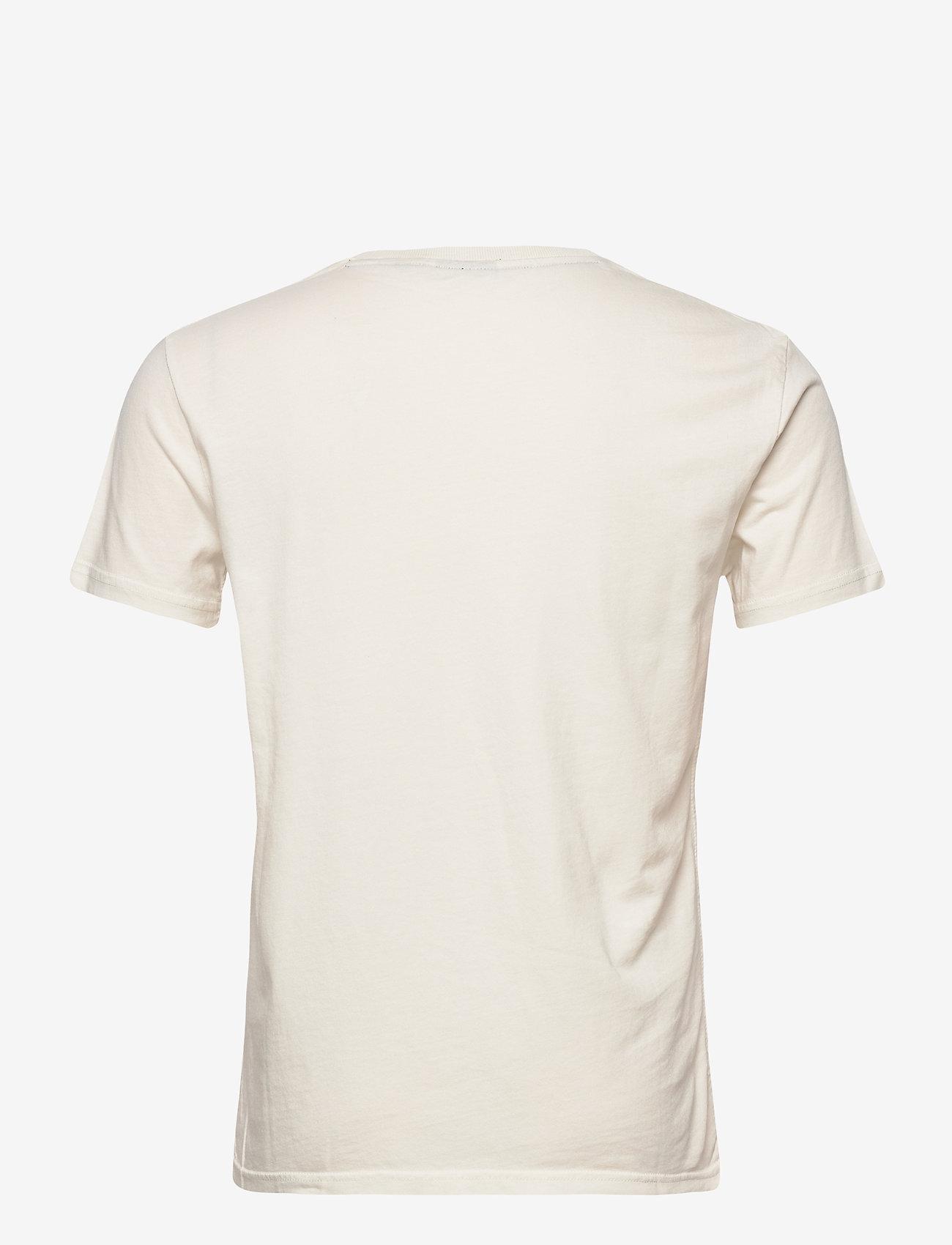 Superdry Dry Goods Pocket Tee - T-skjorter CHALK - Menn Klær