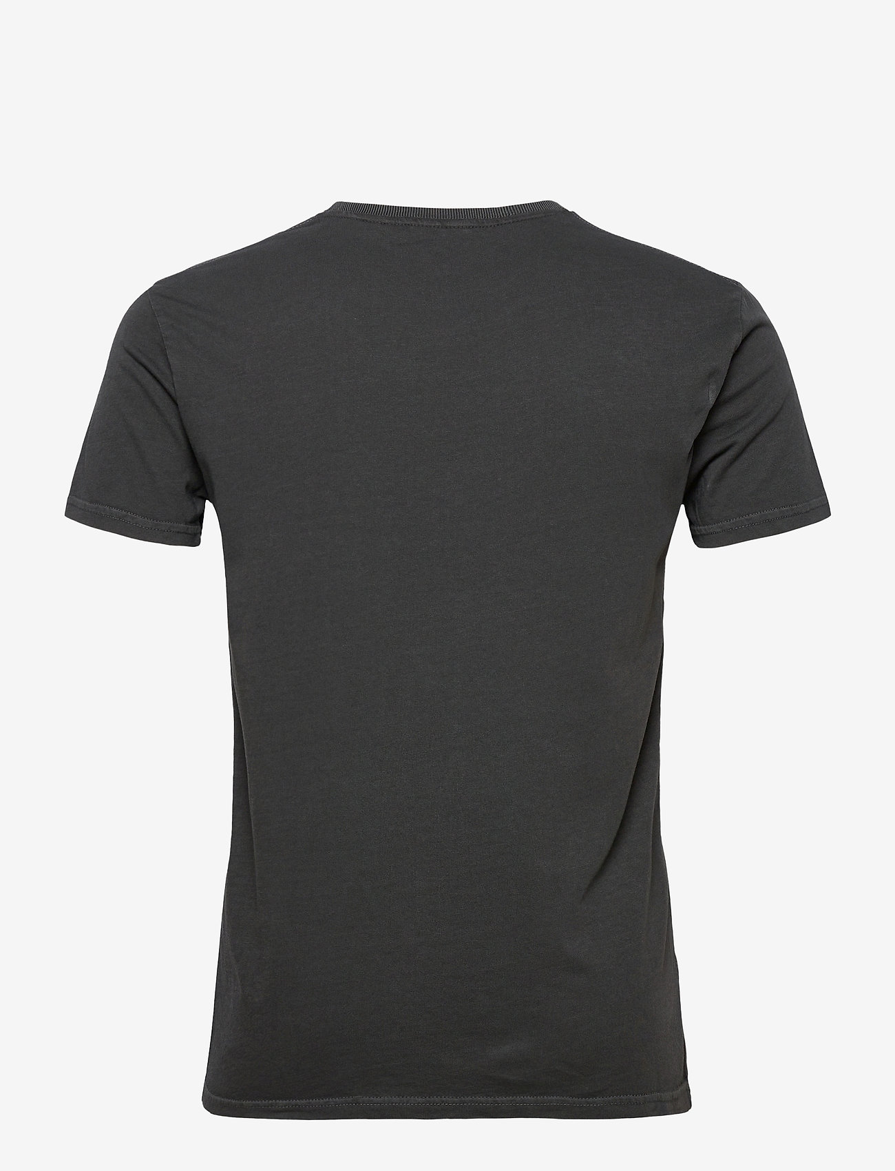 Superdry Dry Goods Pocket Tee - T-skjorter LEAD GREY - Menn Klær