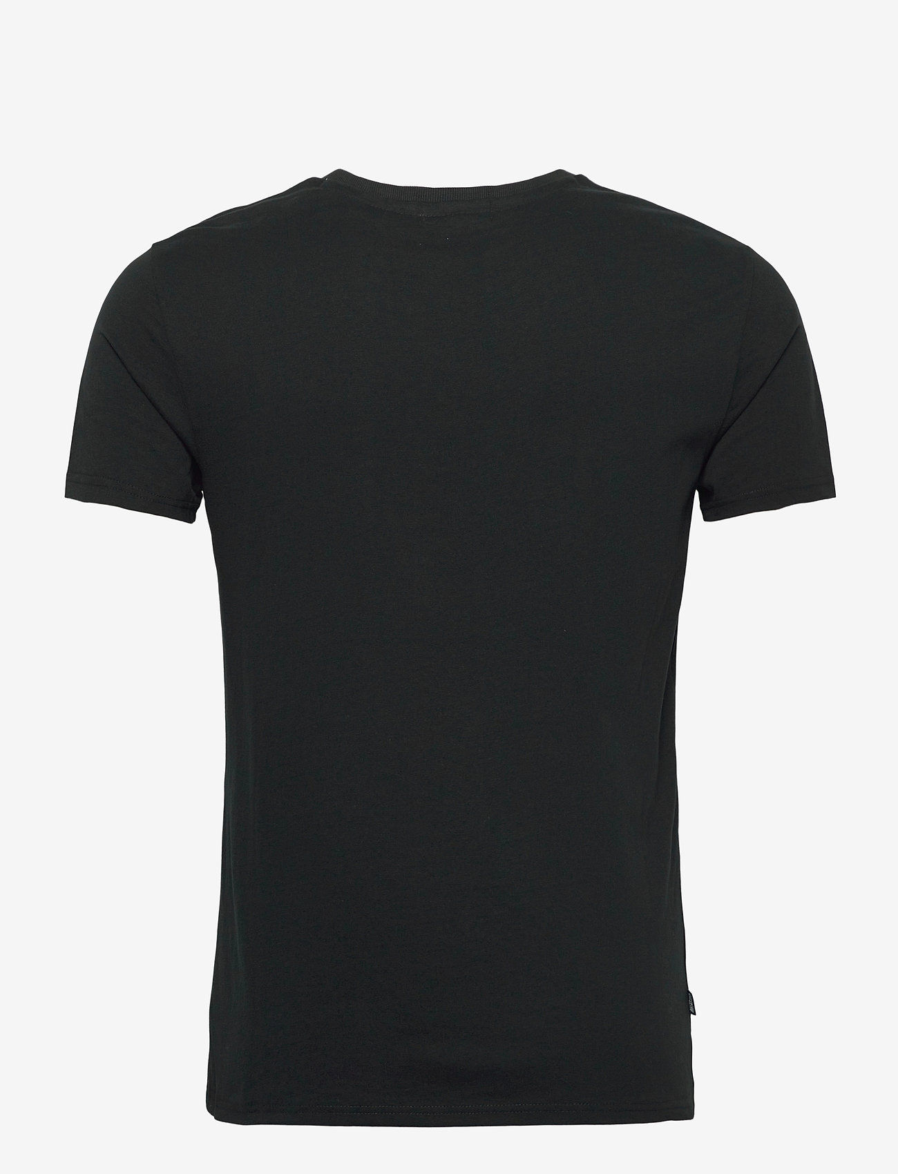 Superdry Ol Classic Vee Tee Ns - T-skjorter BLACK - Menn Klær