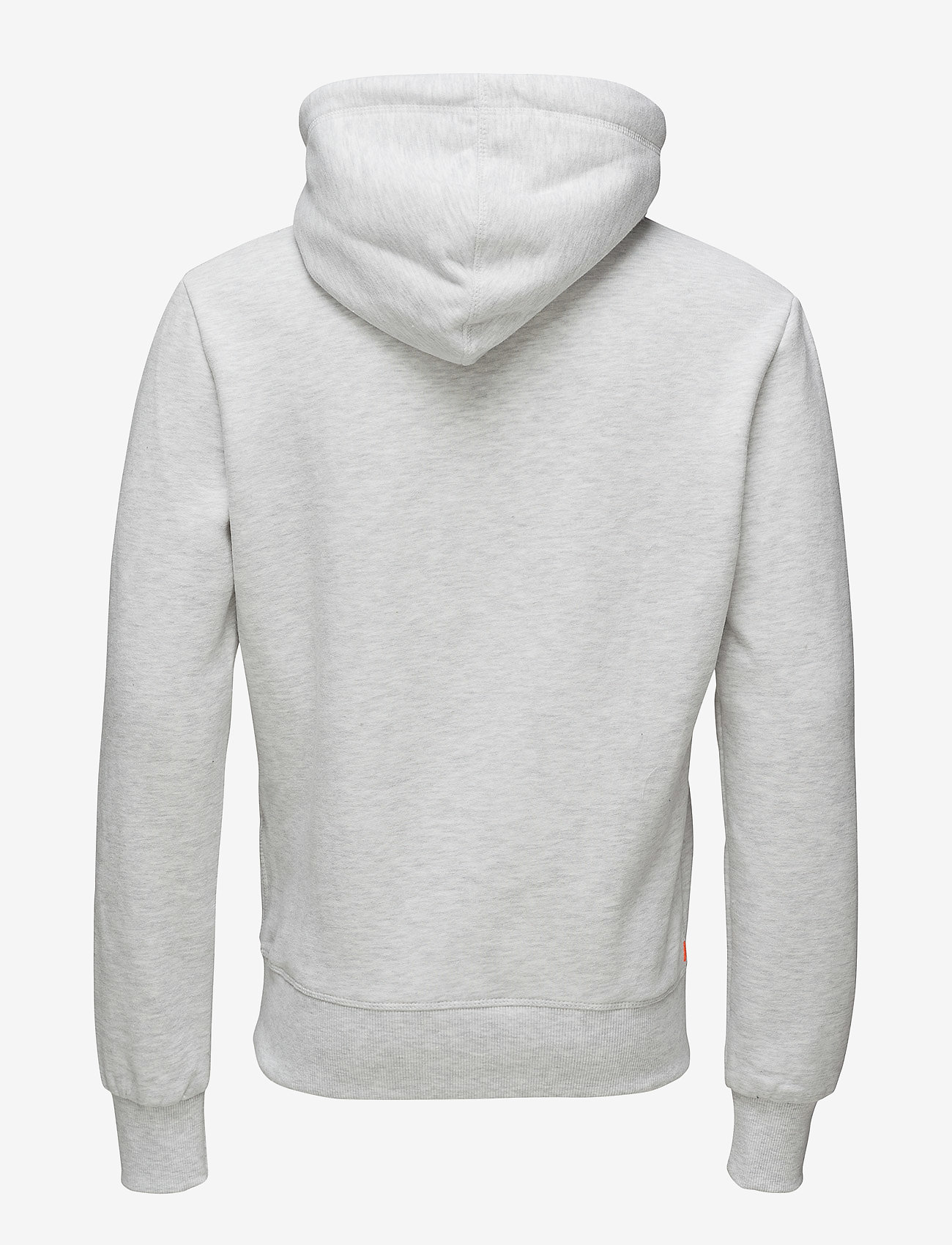 Superdry SWEAT SHIRT SHOP DUO HOOD - Sweatshirts ICE MARL - Menn Klær