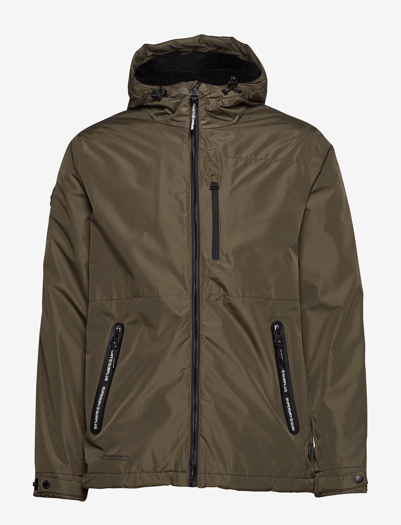 Superdry - SURPLUS GOODS HIKER JACKET - light jackets - surplus goods army kho - 1