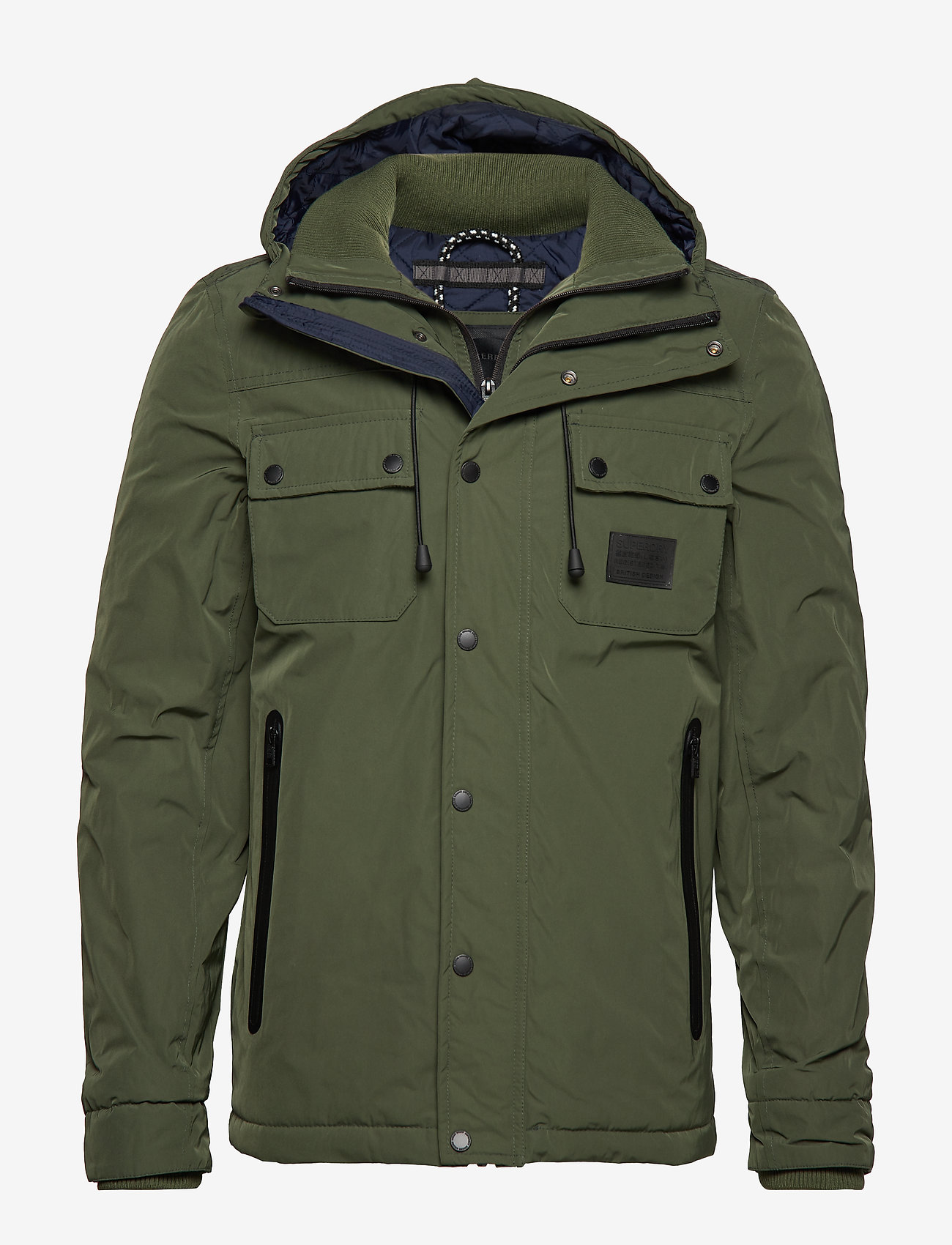 vessel jacket superdry