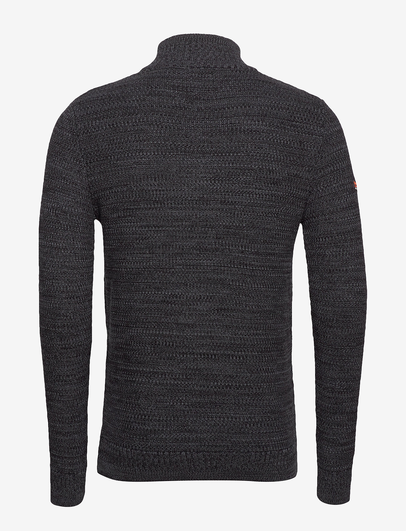 Keystone Henley (Lead Grey Twist) - Superdry A3IcsP