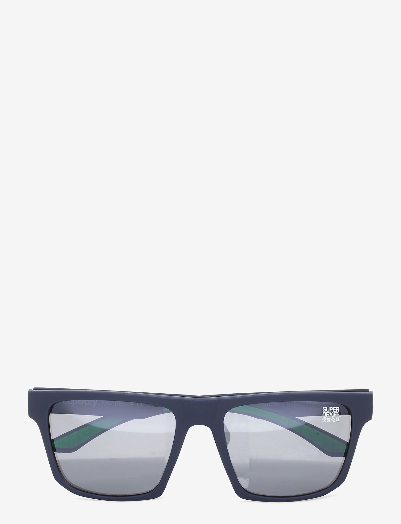 Superdry - COMBAT - d-shaped - rubberised navy - 0