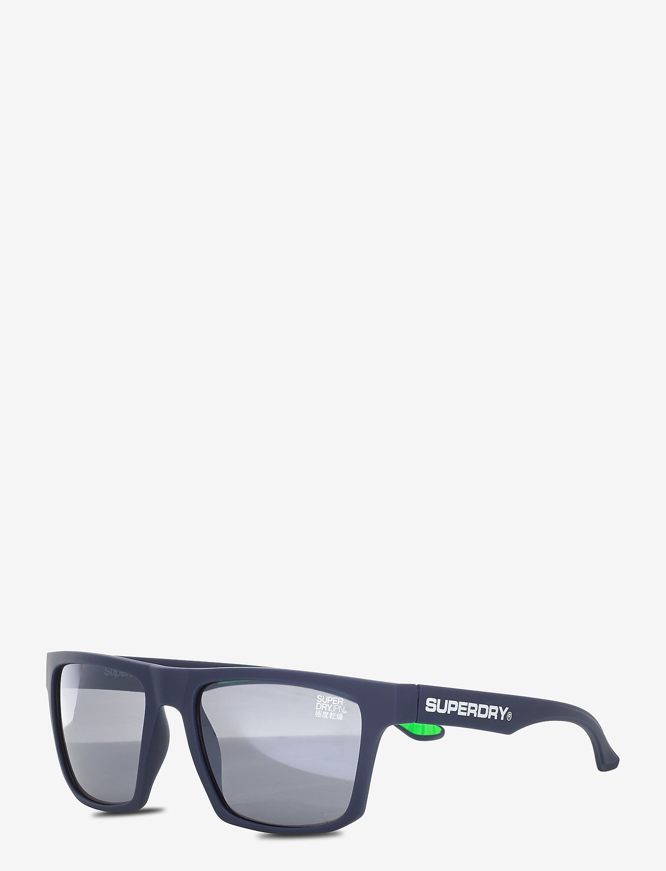 Superdry - COMBAT - d-shaped - rubberised navy - 1