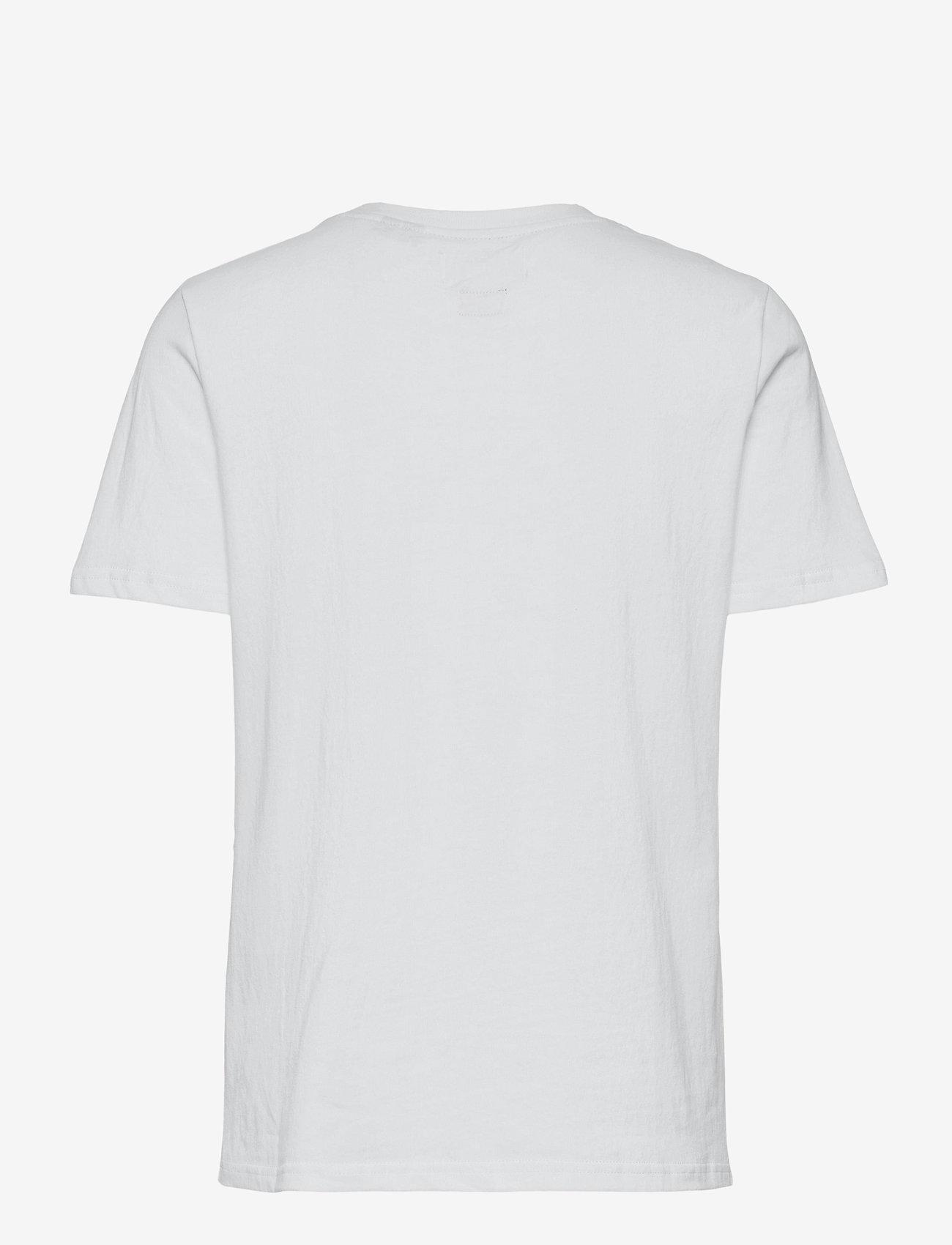 Superdry - COLLEGIATE CALI STATE TEE - t-shirt & tops - optic - 1