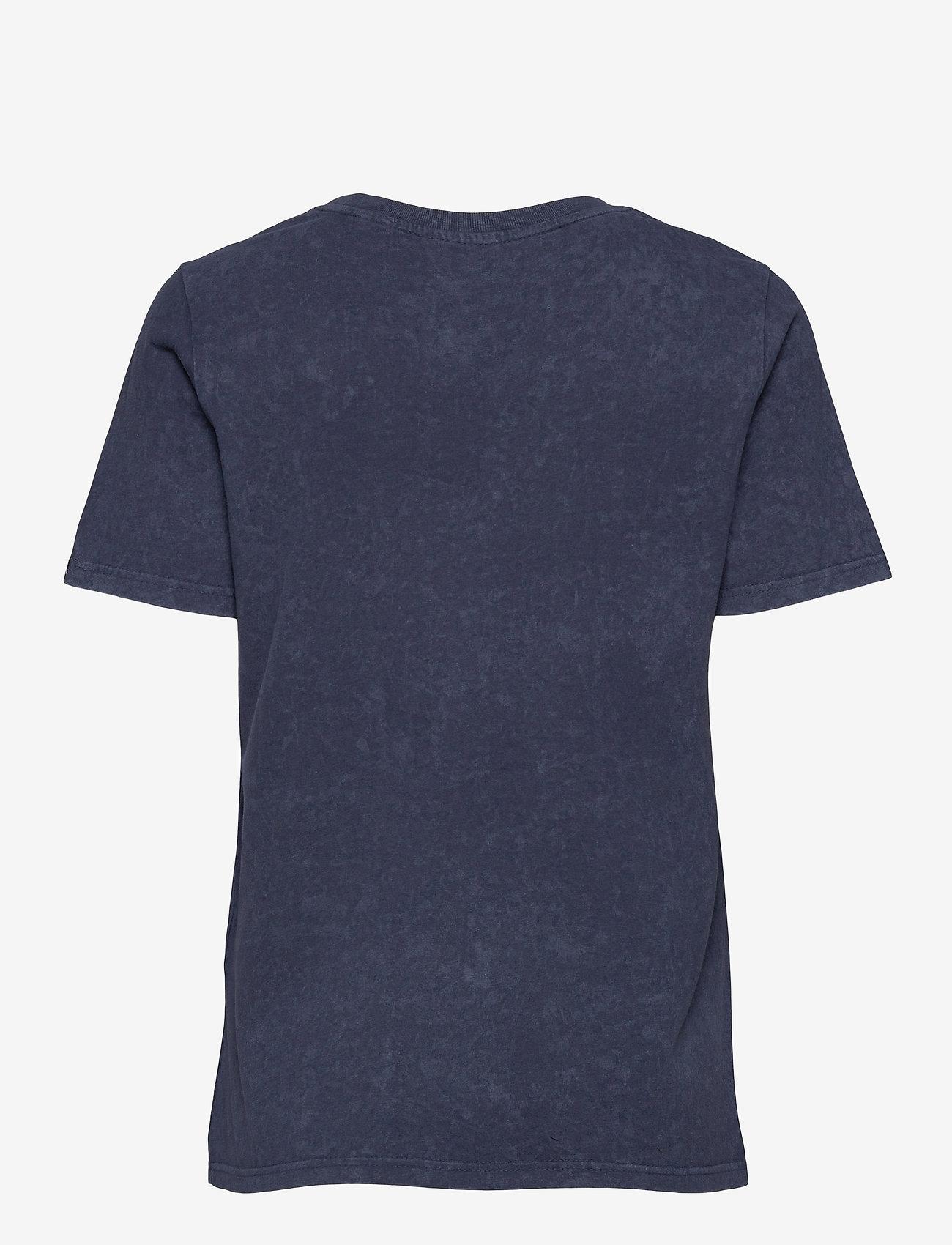 Superdry - VL ITAGO TEE - t-shirts - lauren navy - 1