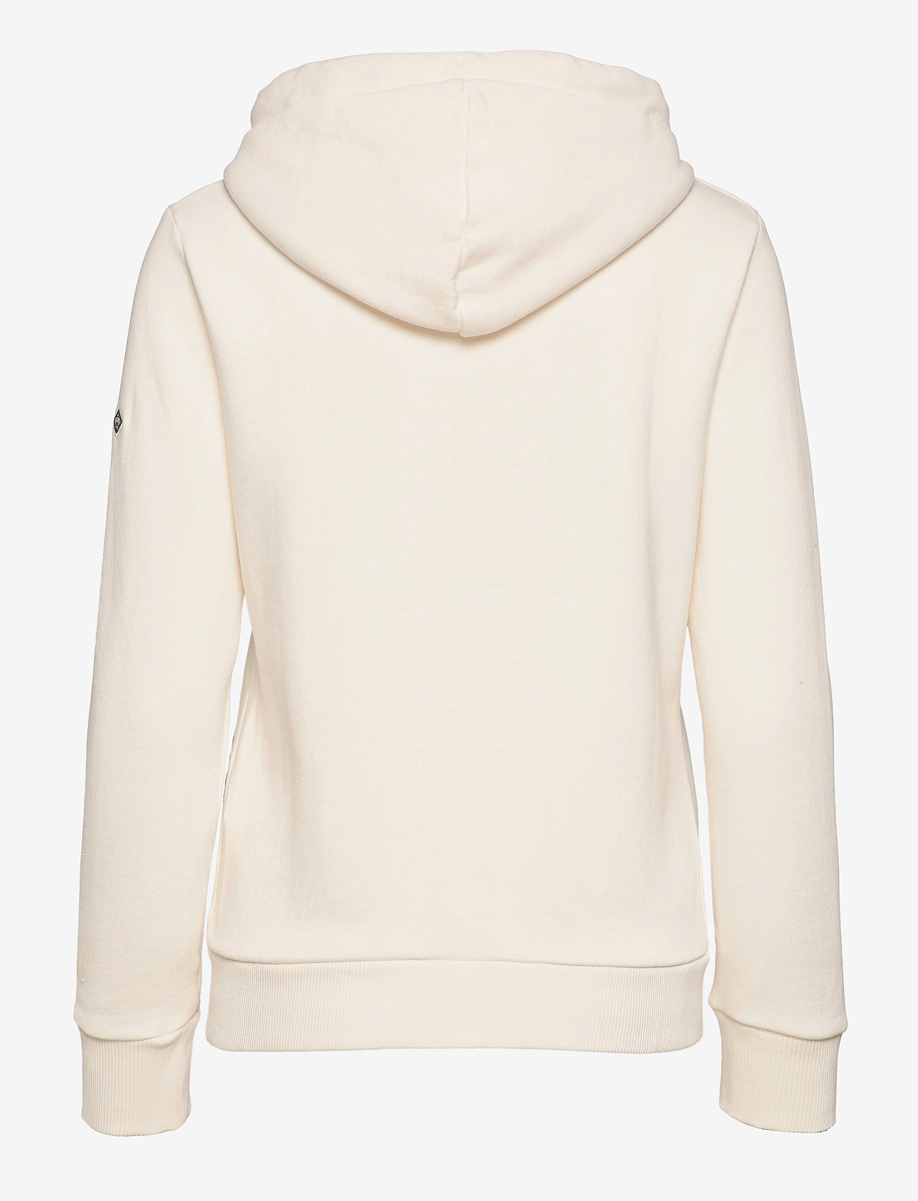 Superdry - VL ITAGO ZIP HOOD - hoodies - cream quartz - 1