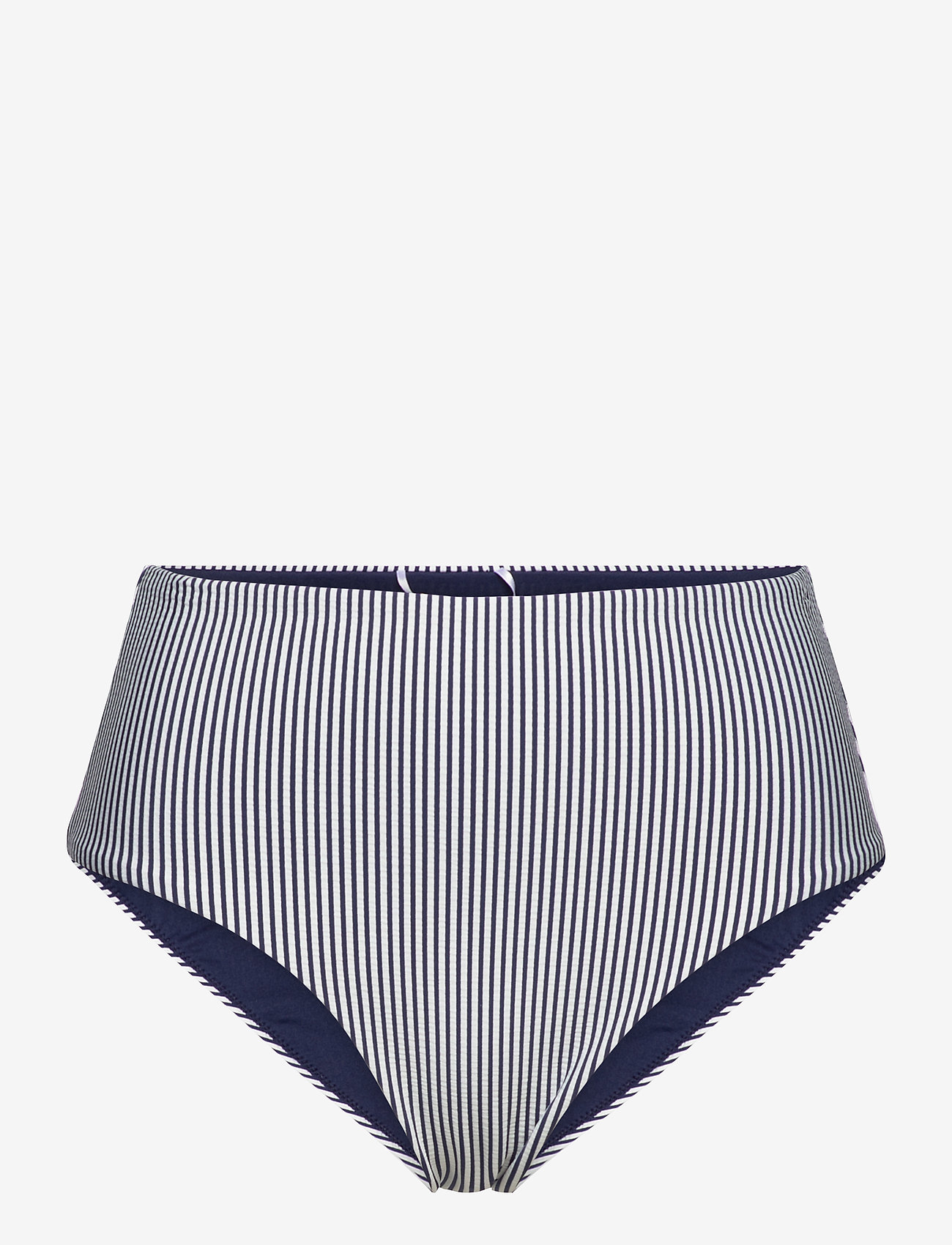 Superdry - HIGH WAIST BIKINI BRIEF - bikini bottoms - regal navy - 0