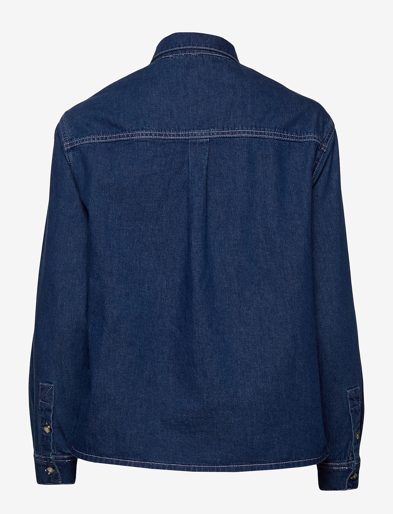 Superdry - ALCHEMY CLASSIC SHIRT - jeansblouses - denim indigo rinse - 1