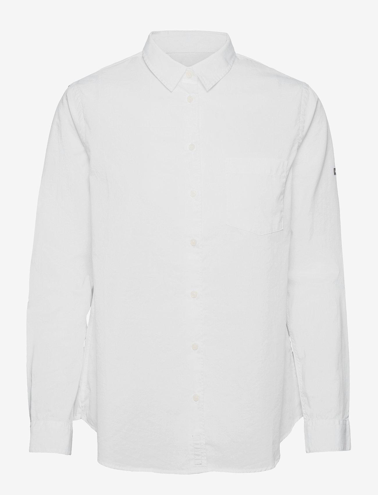 Superdry - MODERN TAILOR LS SHIRT - langærmede skjorter - optic - 0
