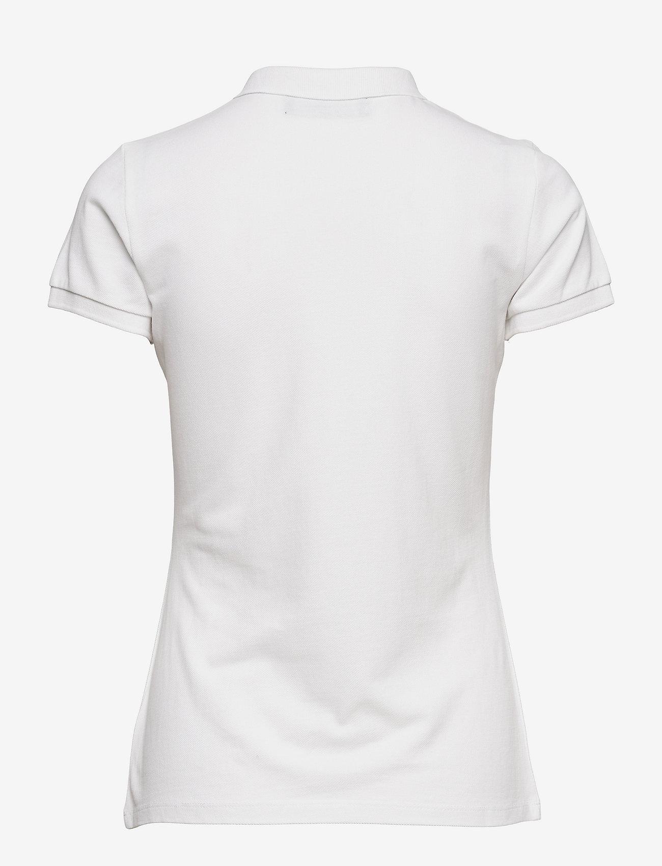 Superdry - POLO SHIRT - polo shirts - chalk white - 1
