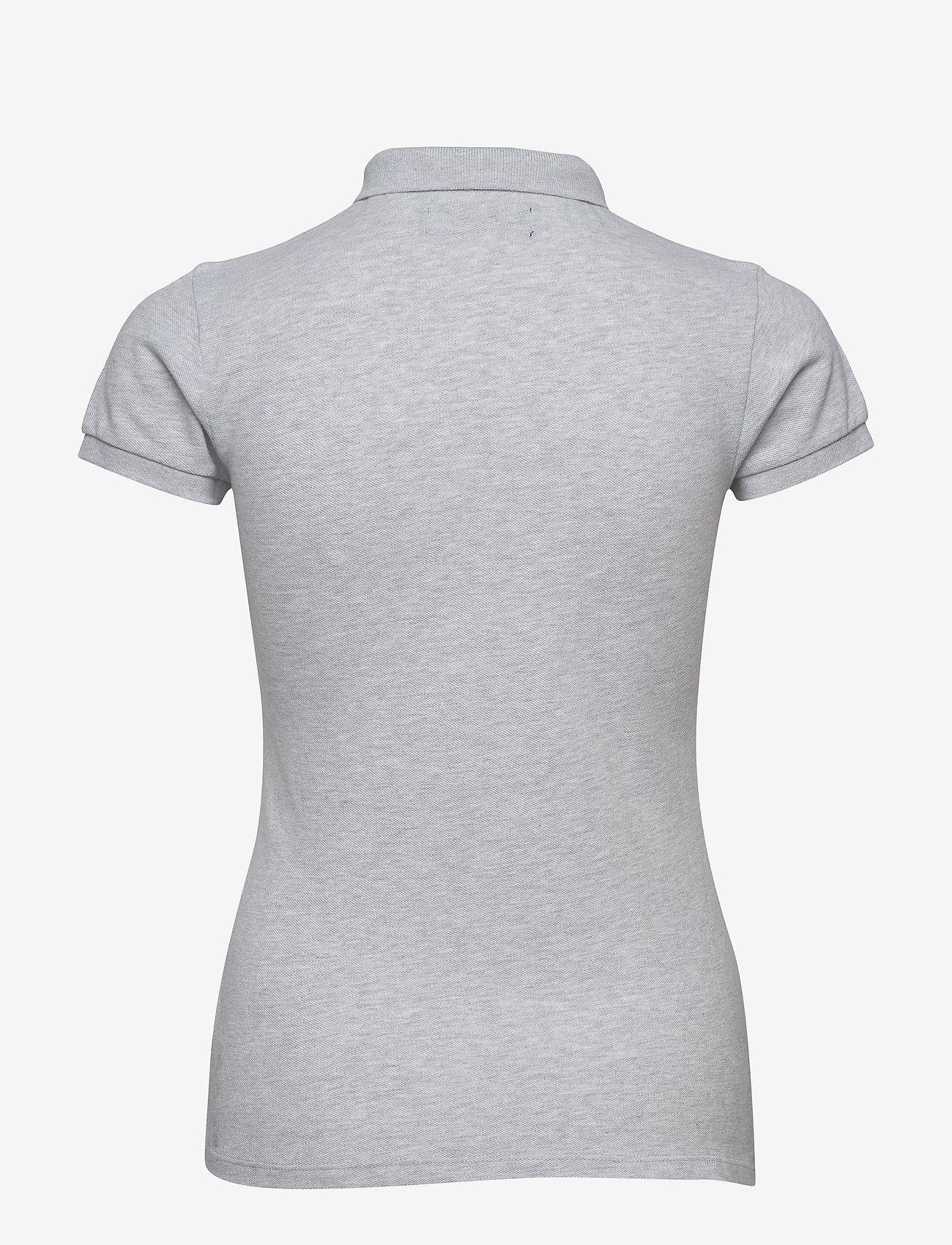 Polo Shirt (Grey Marl) (20 €) - Superdry qiCtx
