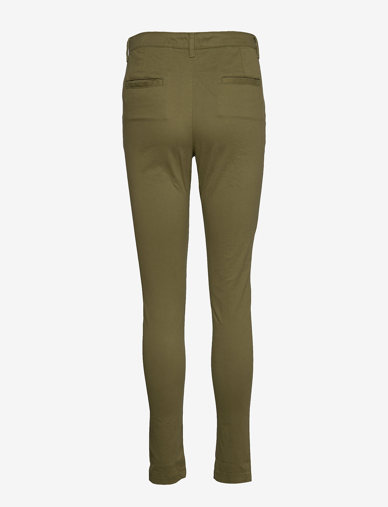 Superdry - NEW CITY CHINO - chinos - capulet olive - 1