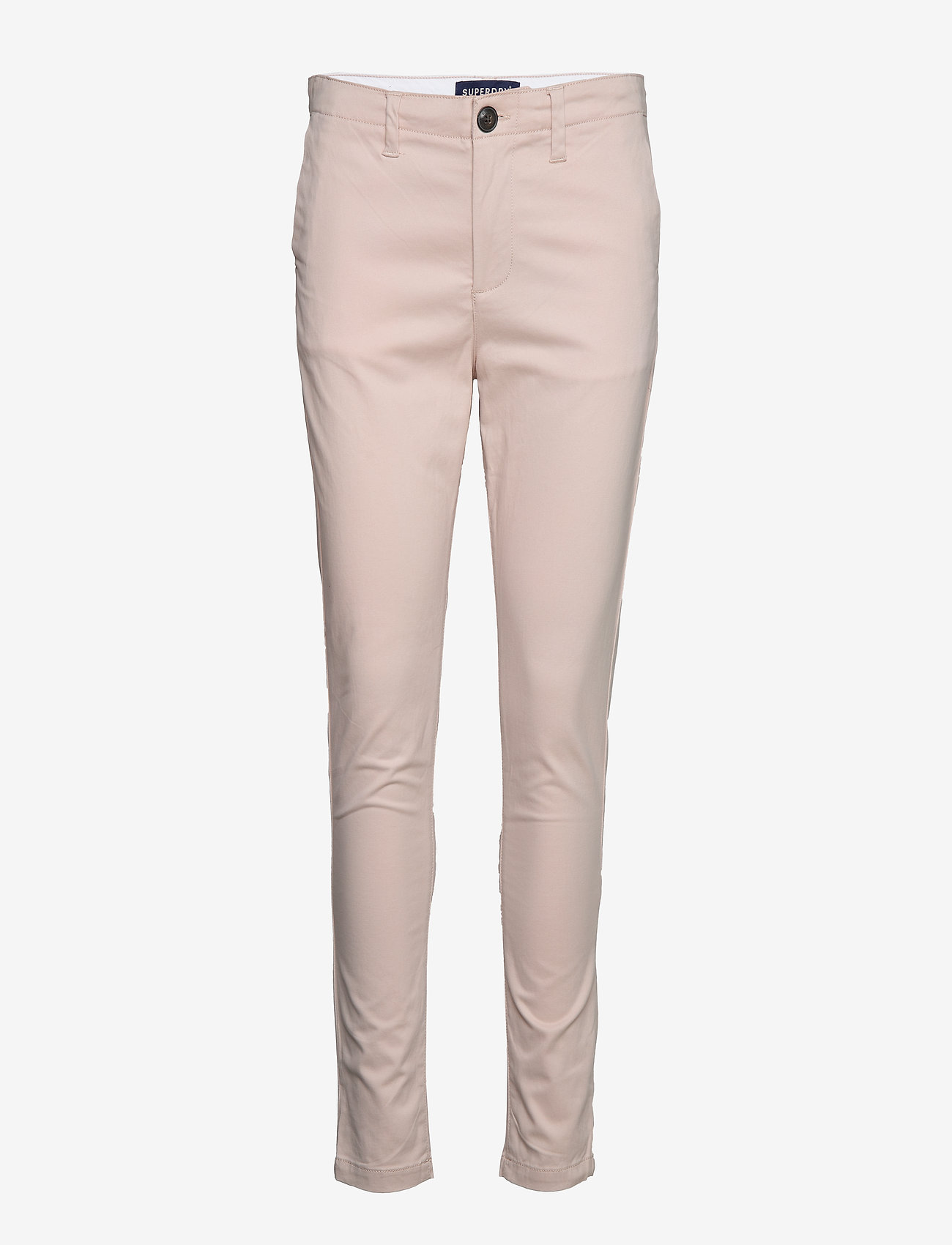 Superdry - NEW CITY CHINO - chinos - silver cloud - 0