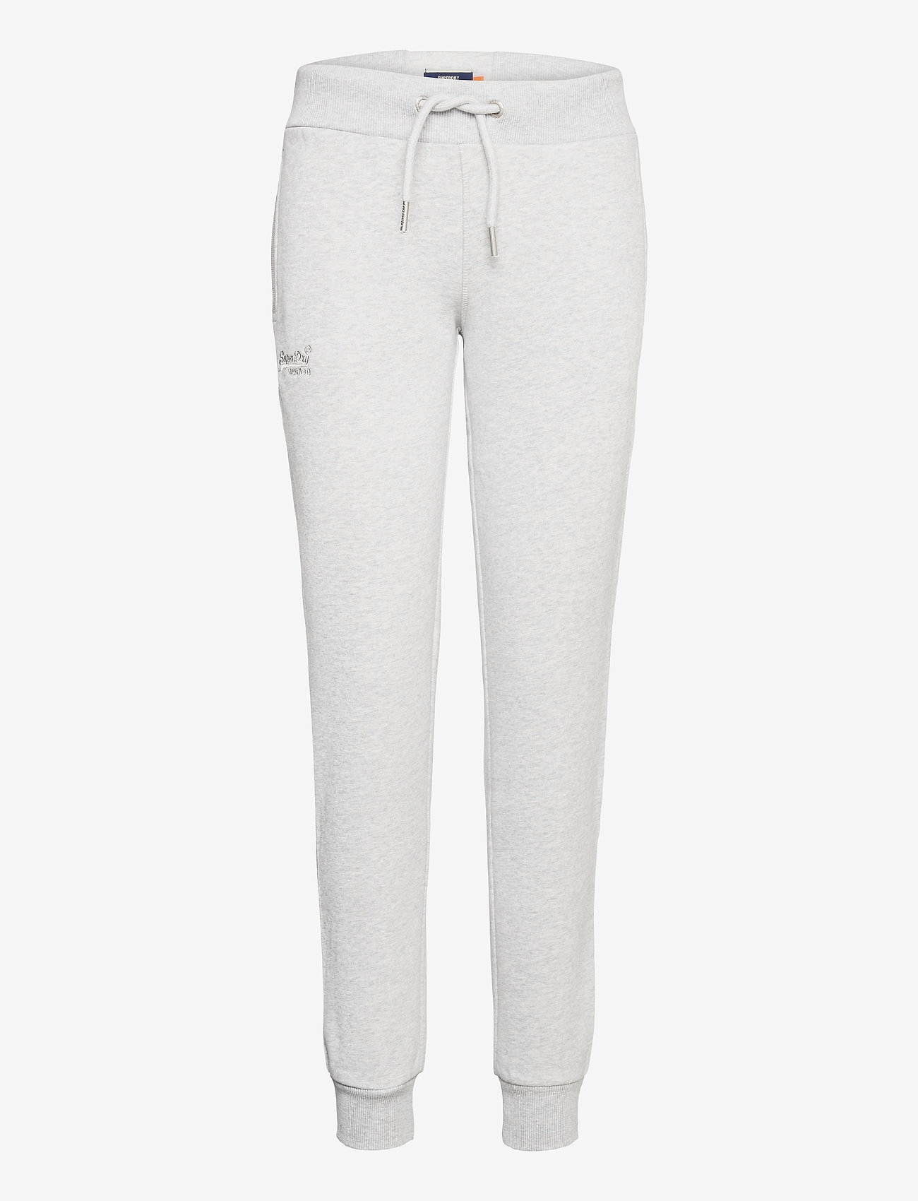 Superdry - OL CLASSIC JOGGER - sweatpants - light grey marl - 0