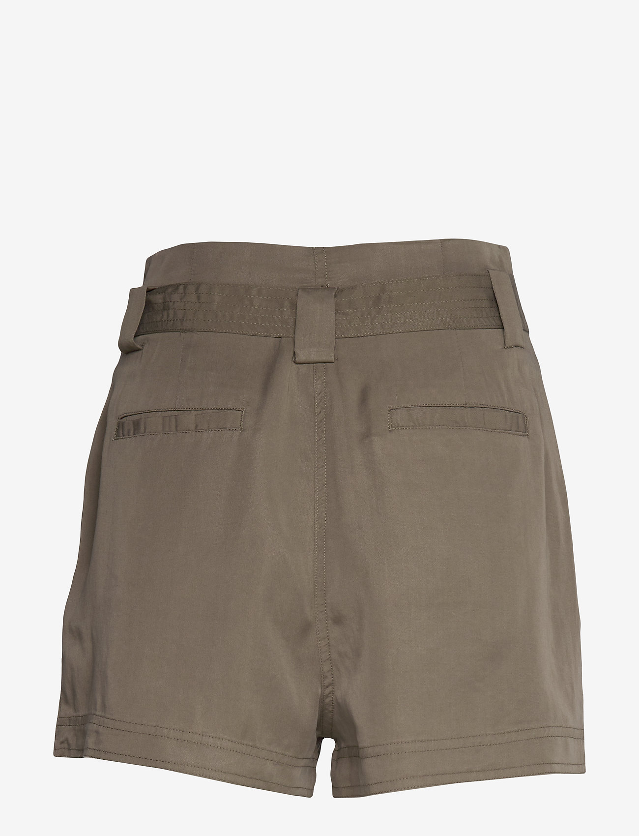 Superdry - DESERT PAPER BAG SHORT - casual shortsit - bungee cord - 1