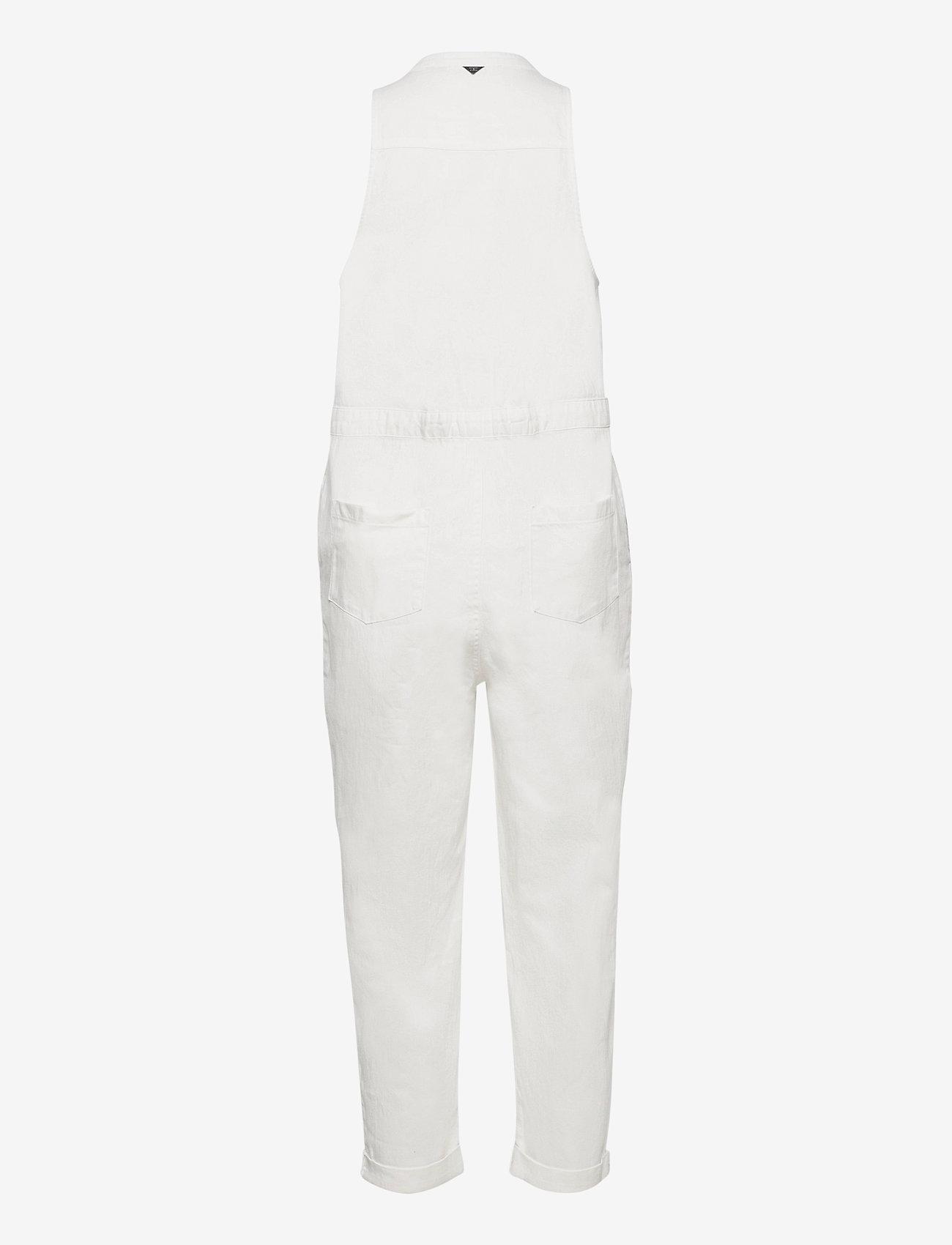 Superdry - SLEEVELESS JUMPSUIT - kleding - natural wash - 1