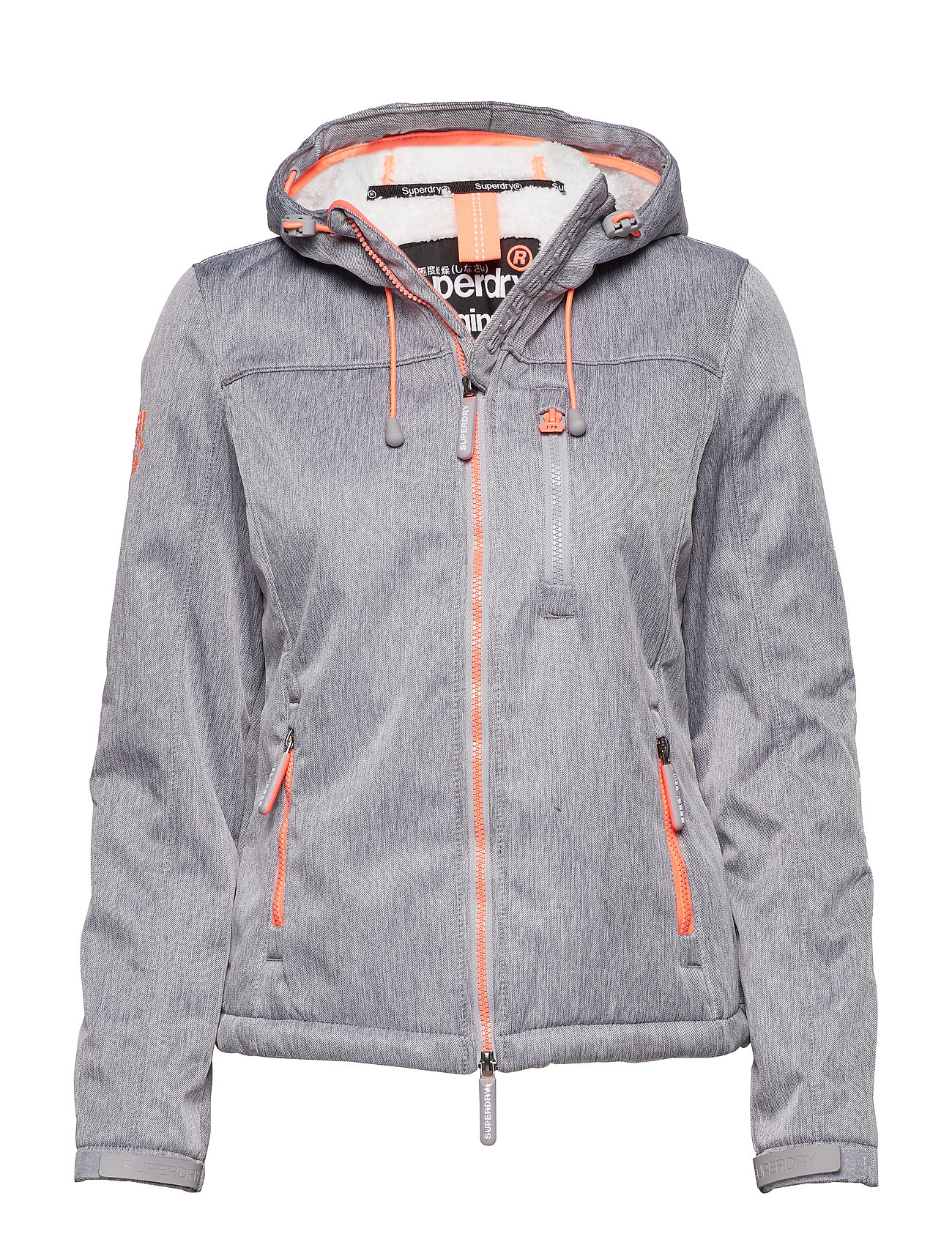 Superdry HOODED SHERPA WINDTREKKER