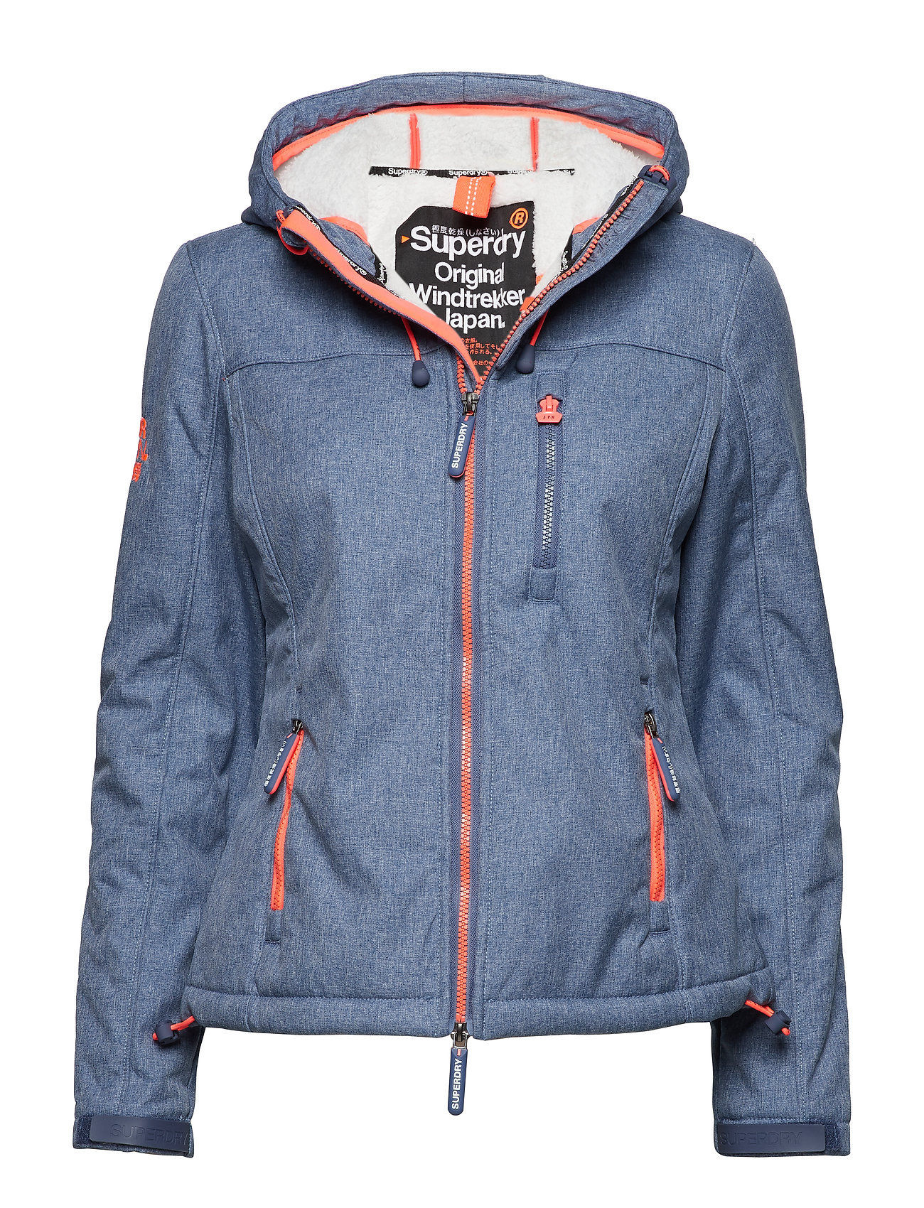 Hooded Sherpa Windtrekker thumbnail