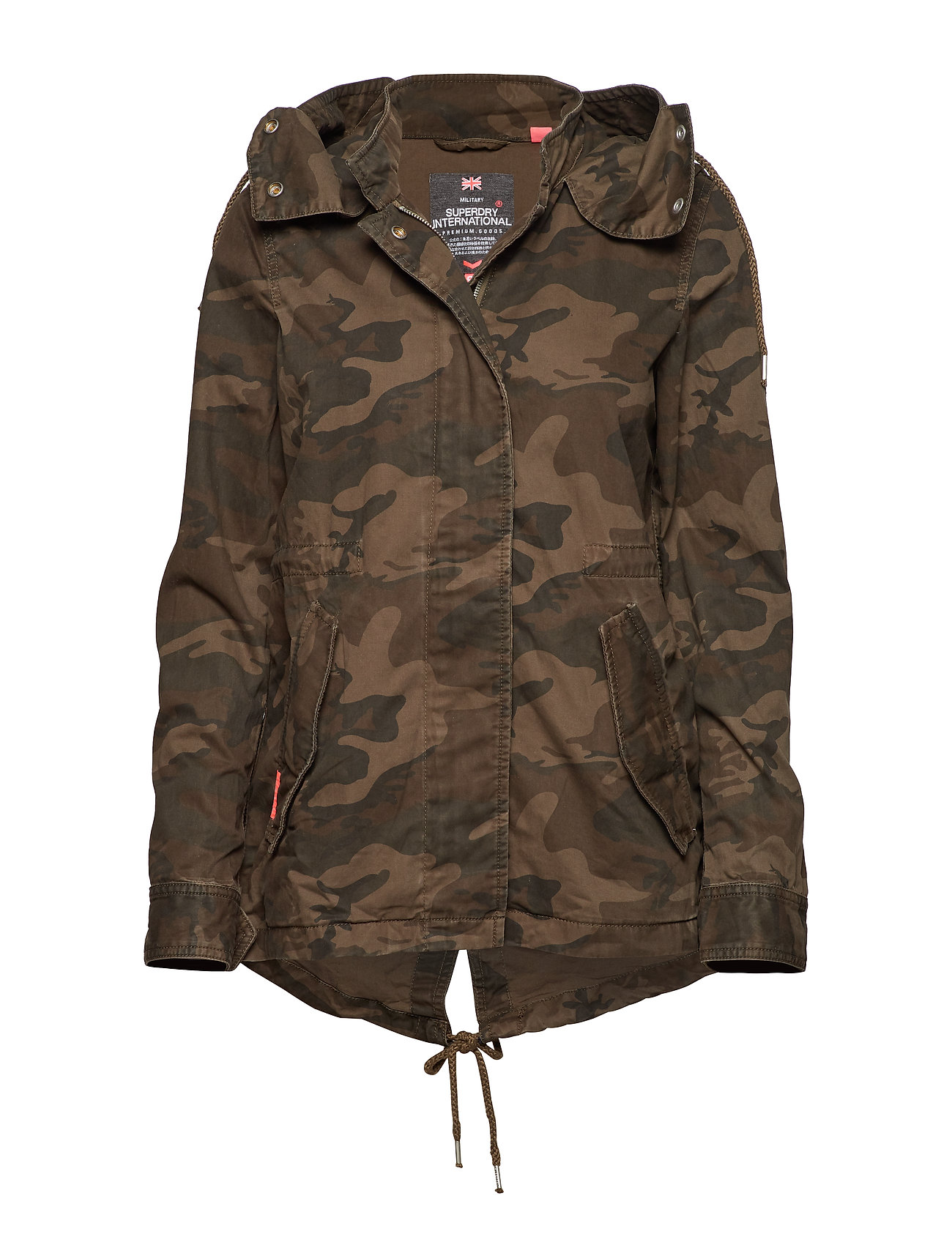 Superdry ROOKIE FESTIVAL PARKA