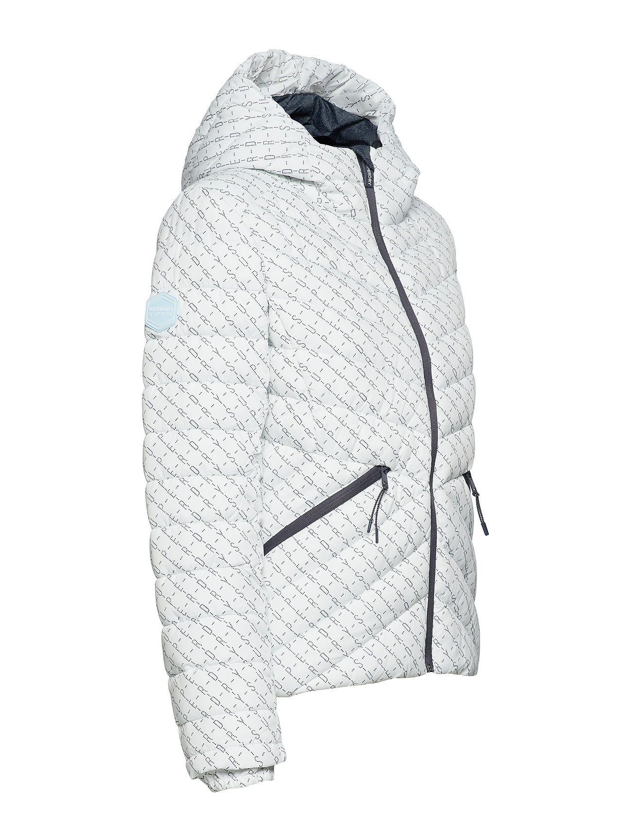 huge discount 4a7ed 6952b 30% Sale Helio Fuji Hooded Jacket Gefütterte Jacke Grau ...