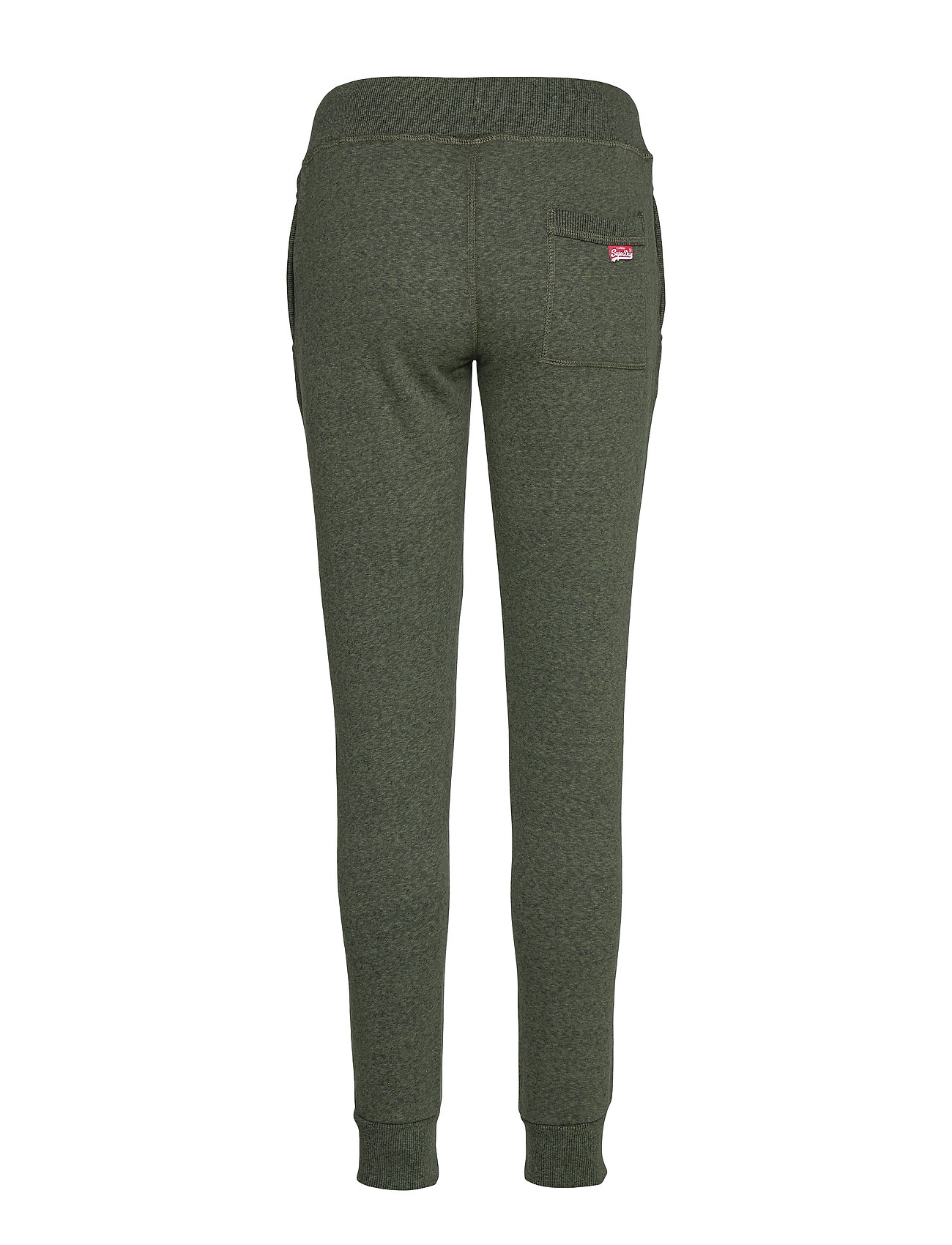 Superdry TRACK & FIELD JOGGERS - EMERALD GREEN SNOWY