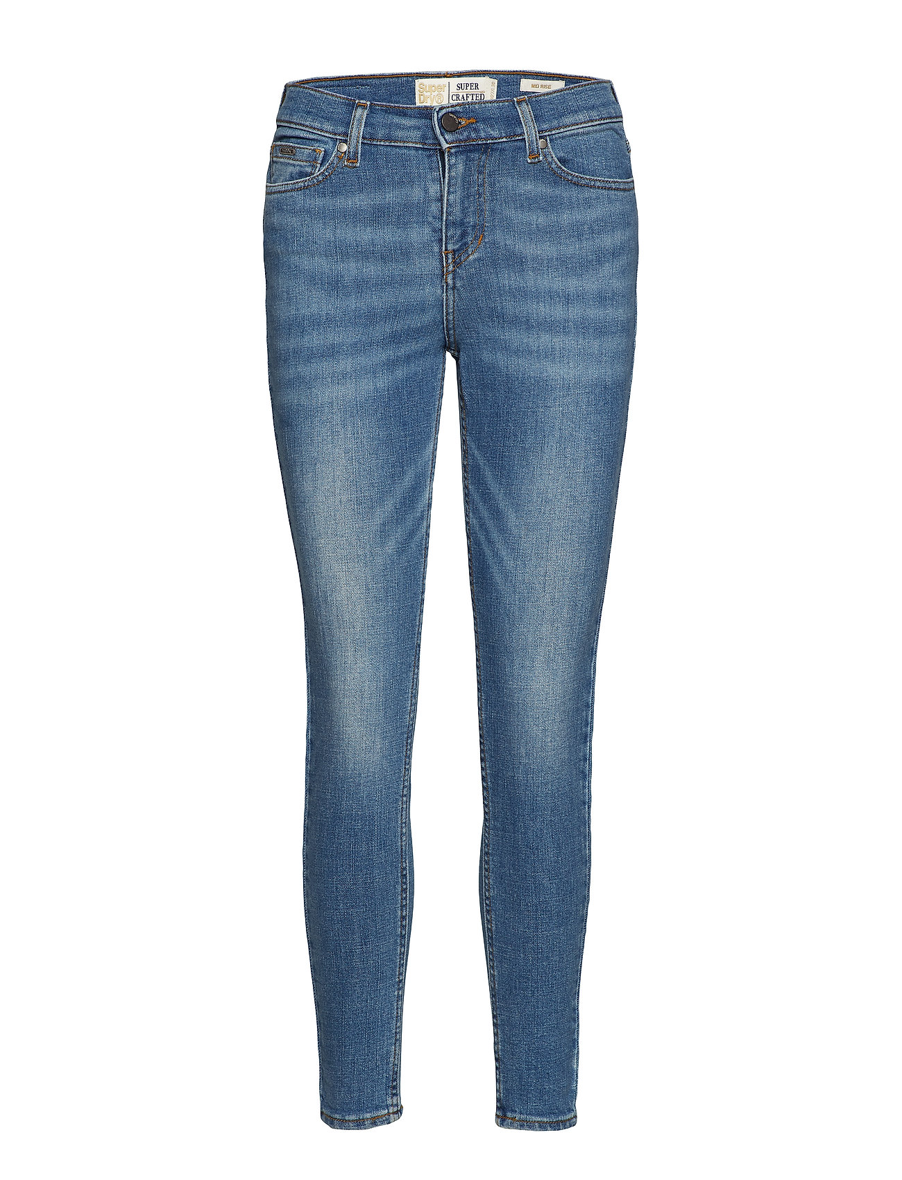 Superdry SUPER CRAFTED - MID HAZE BLUE