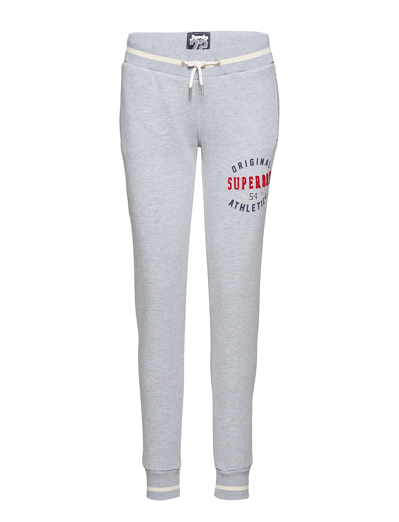 Superdry PLAYOFF JOGGER - CENTRE BACK GREY MARL
