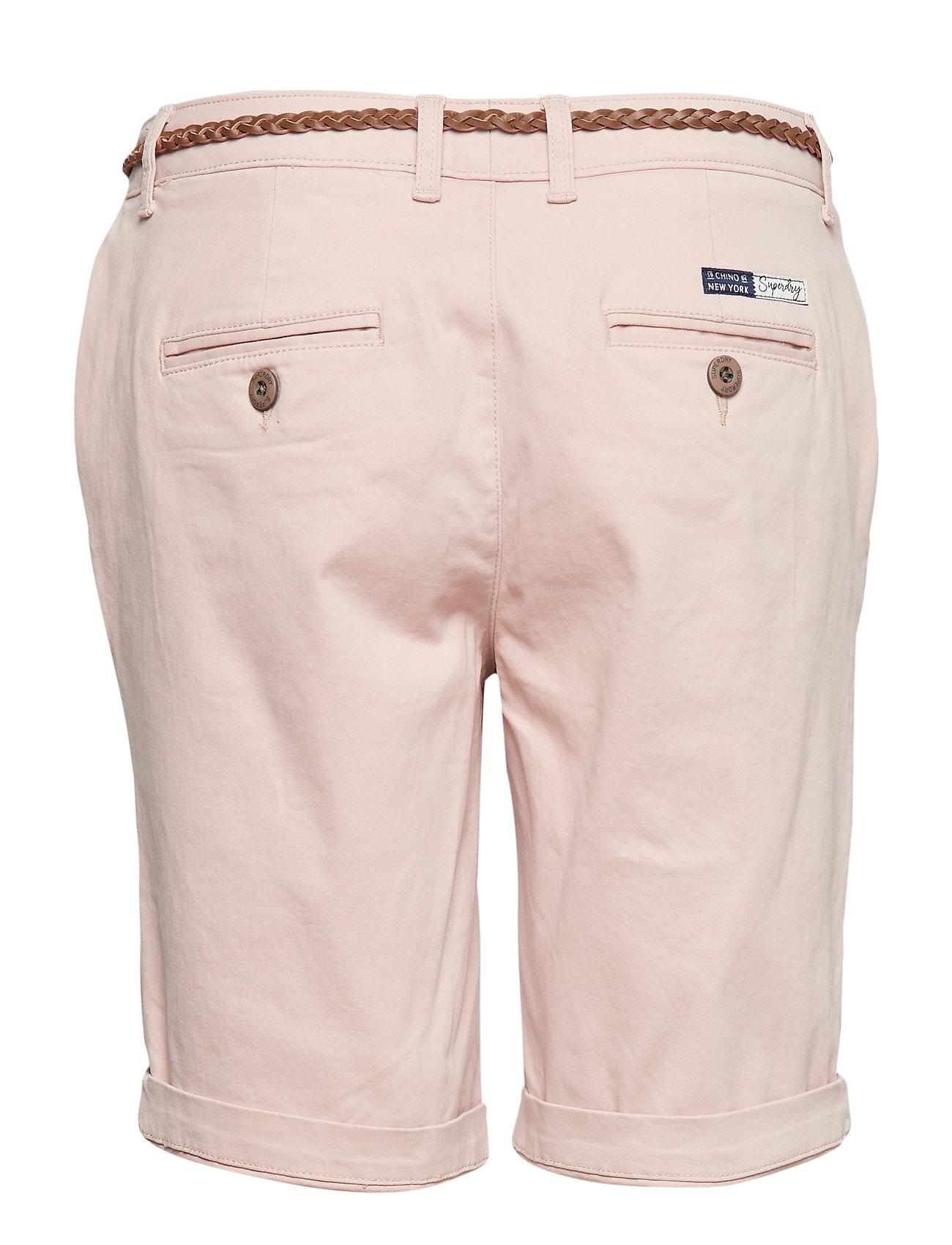 61659c6c Superdry shorts – Chino City Short til dame i OPTIC WHITE - Pashion.dk