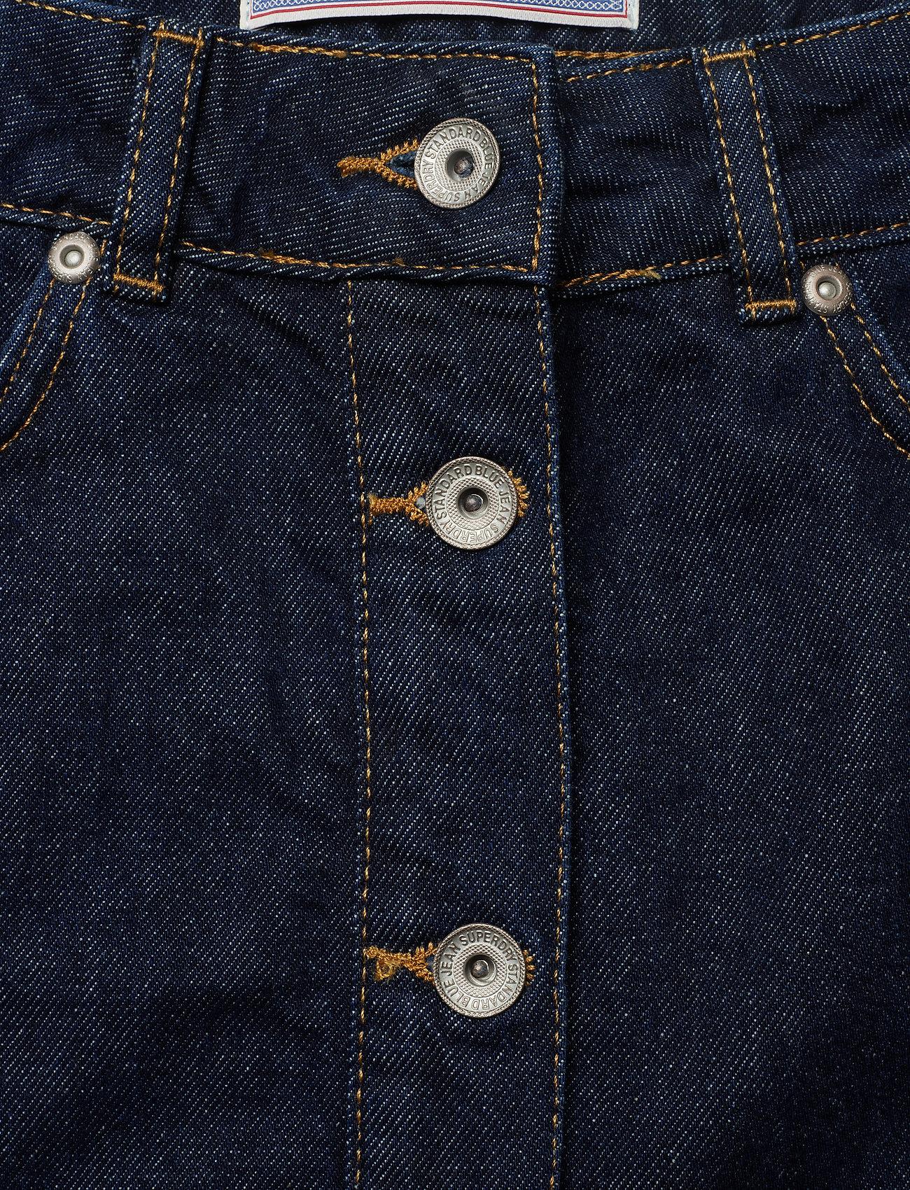 Skirt70's Denim BlueSuperdry line A A BlueSuperdry Denim line Skirt70's A Denim line QrdxthsC
