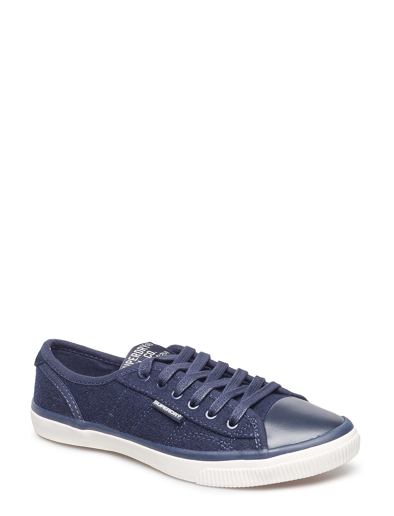 Image of Low Pro Luxe Low-top Sneakers Blå Superdry (3413956233)