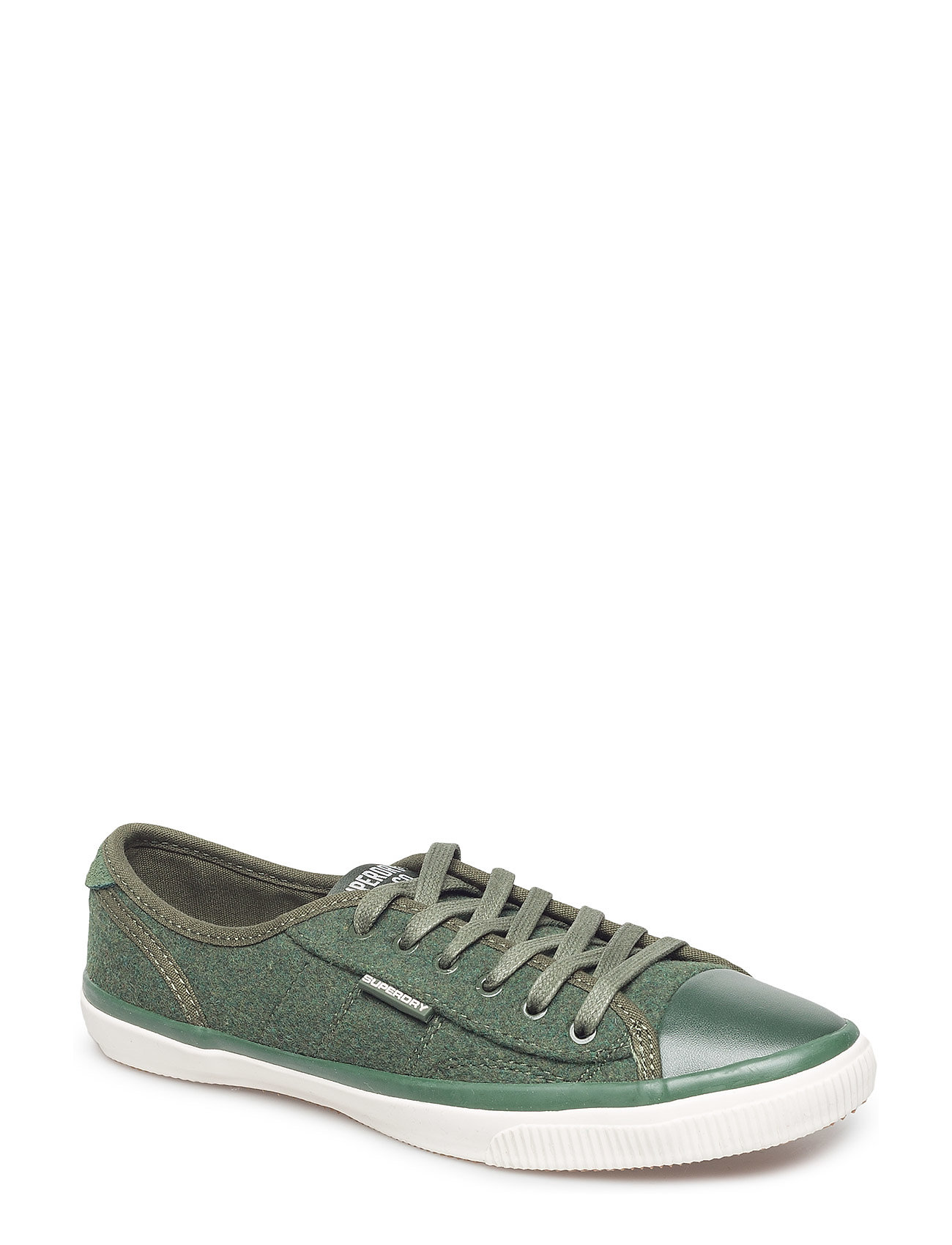 Image of Low Pro Luxe Low-top Sneakers Grøn Superdry (3415491359)