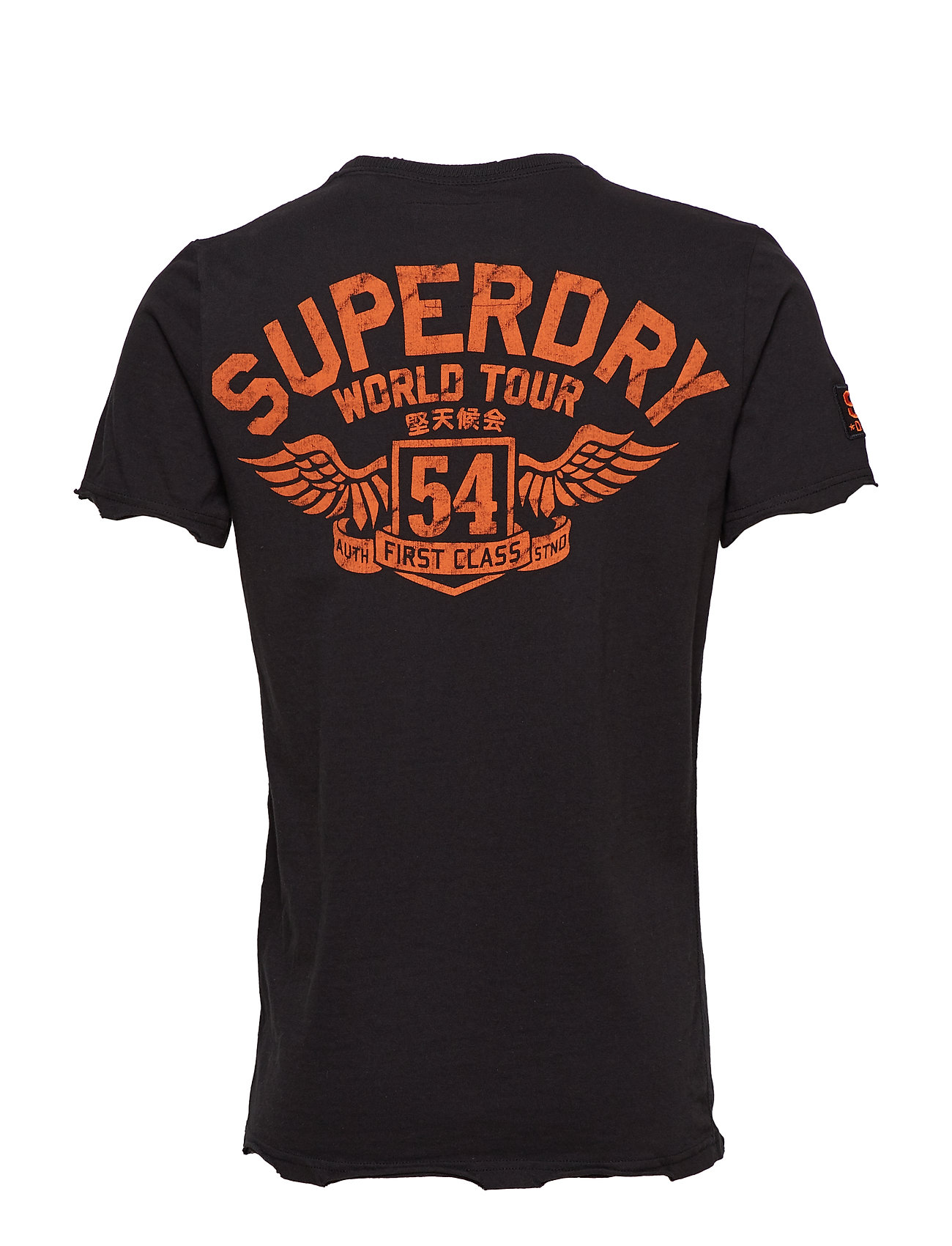 Royal Tour Teepenny BlackSuperdry World Tour World 5LRqj34A